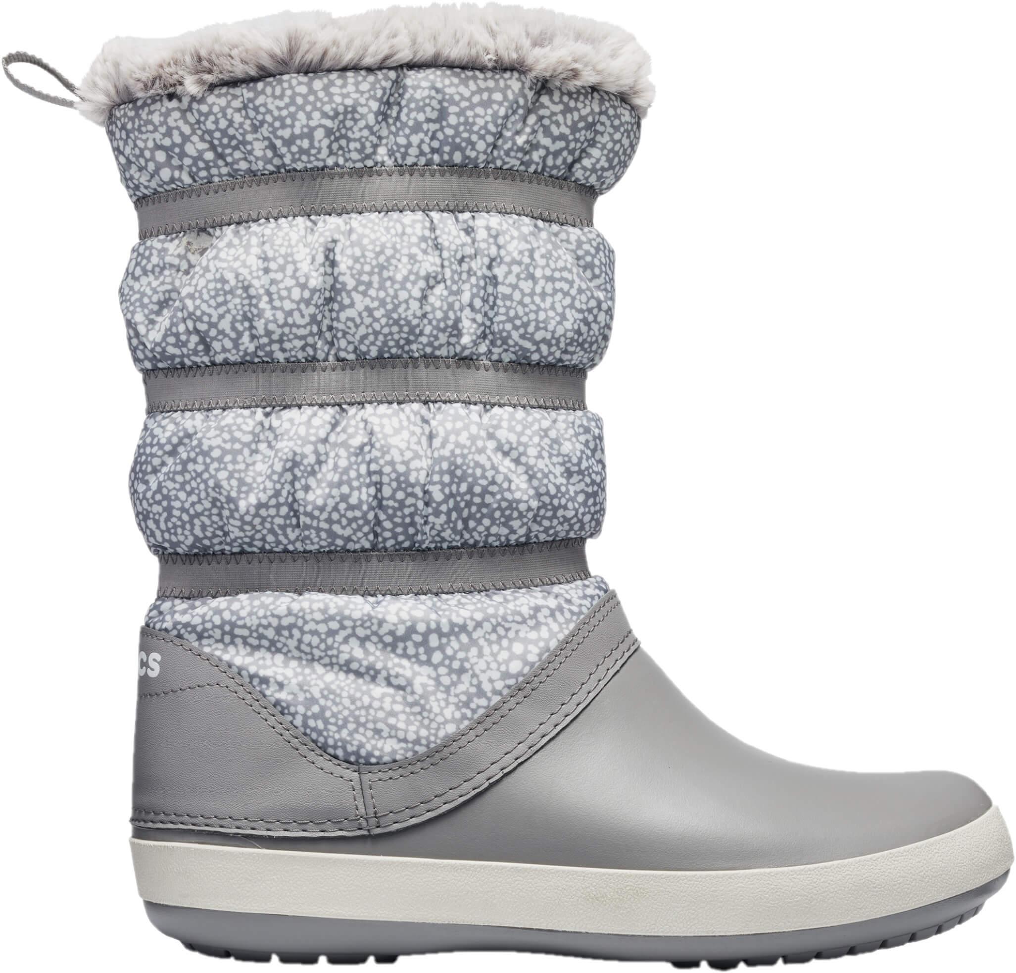 7d78545cf51 Crocs Dámské sněhule Crocband Winter Boot 205314-998 Doprava ZDARMA ...
