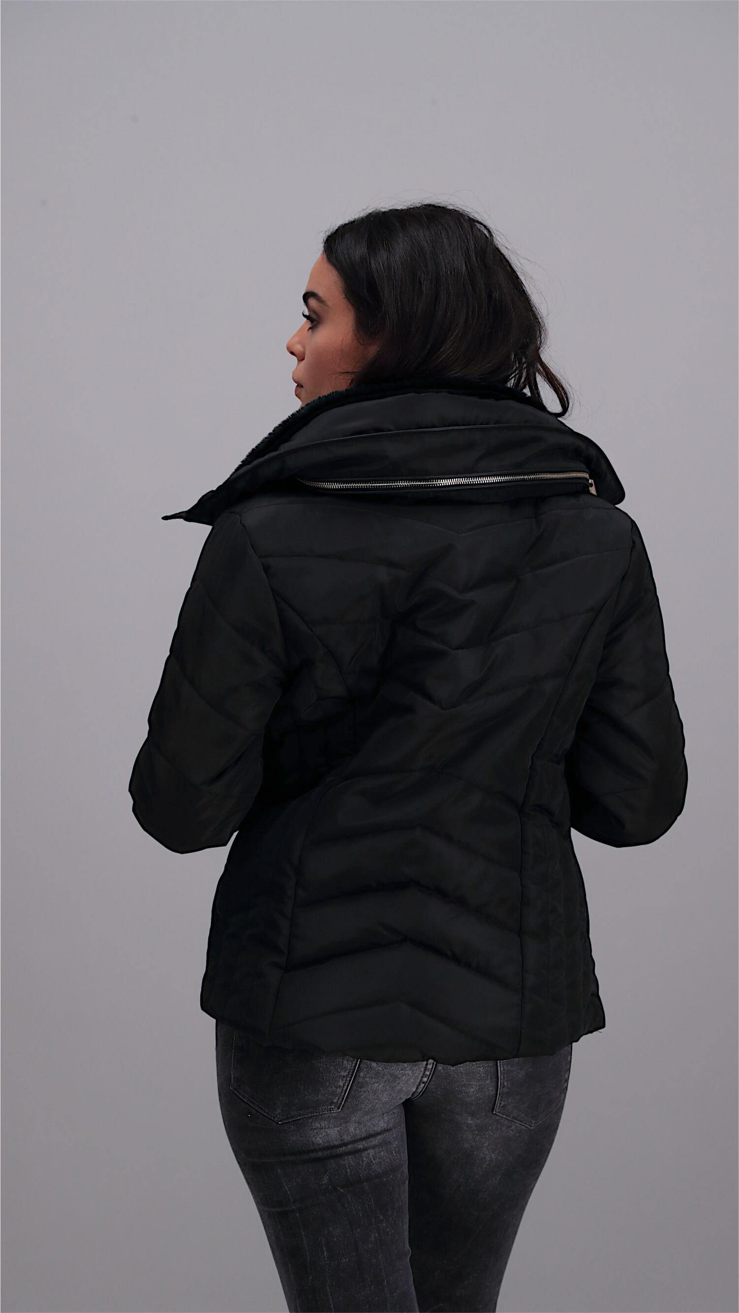 Cars Jeans Dámska bunda Vivi Poly Black 4751601 V akcii. Predchádzajúci   Ďalšie   ea6e19bd717