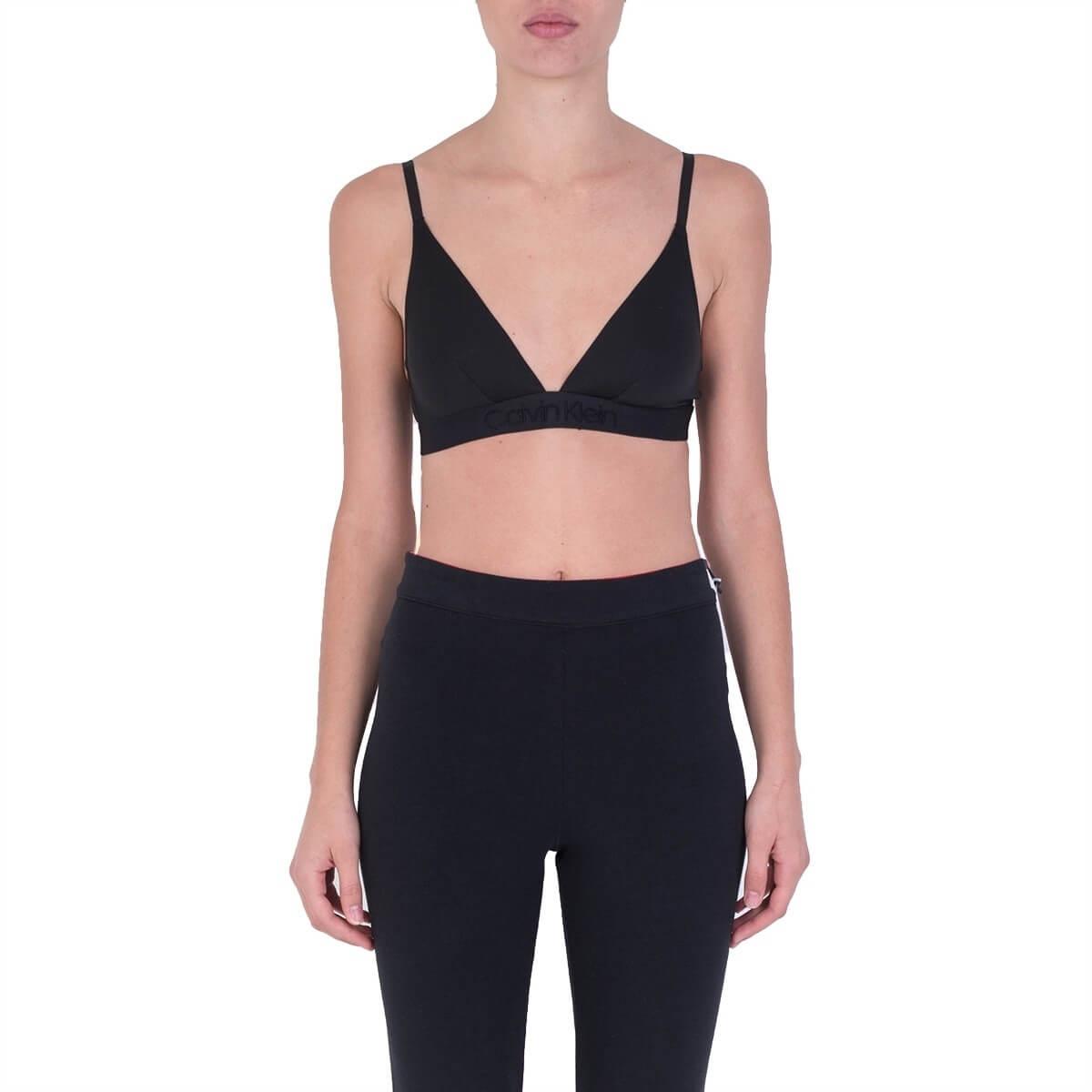 Calvin Klein Női melltartó Tonal Logo QF4945E háromszög QF4945E -001 Black  Új. Előző  Következő   095f748d3b