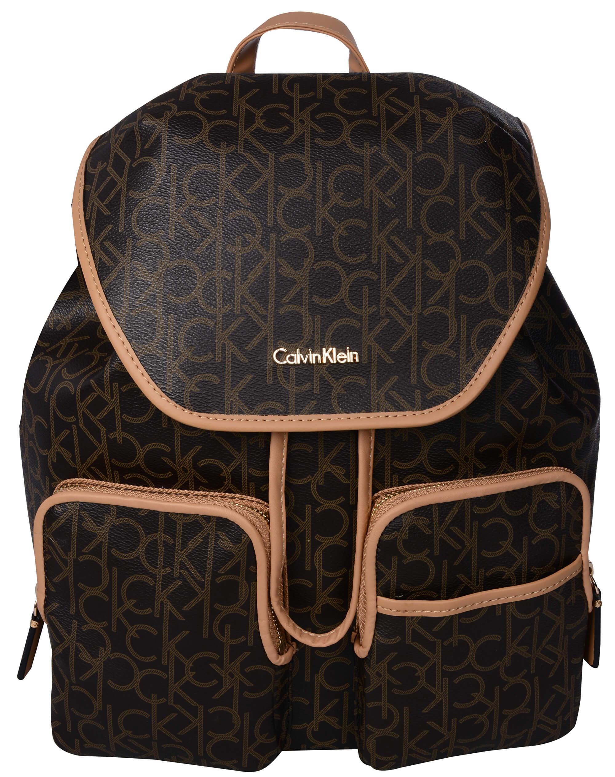Calvin Klein Női hátizsák CK Monogram Elérhető 6 db Ingyenes ... 5cd4ec380e