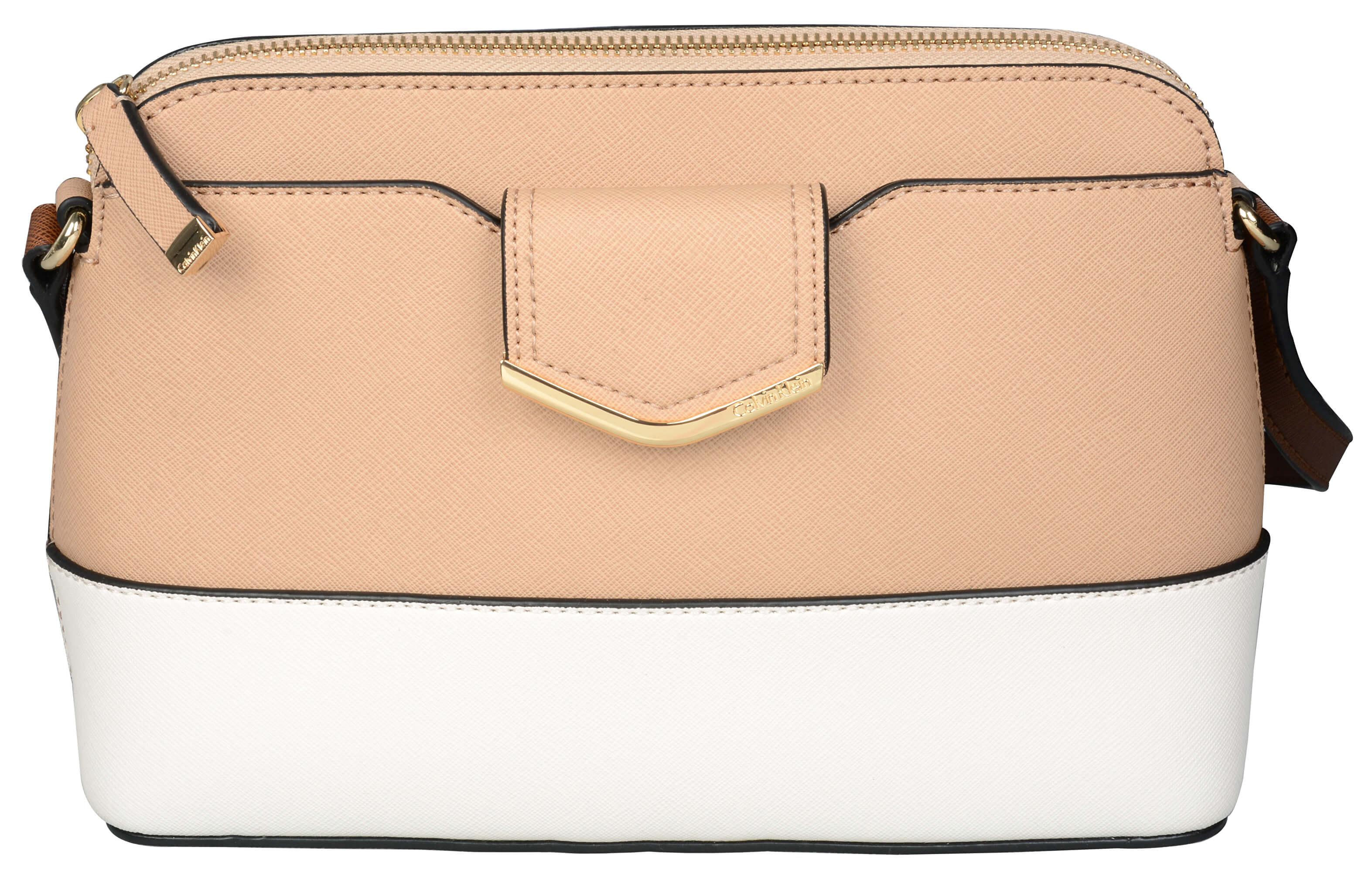 Calvin Klein Elegantní kabelka Calvin Klein Saffiano Crossbody ... 9a4d38d8455