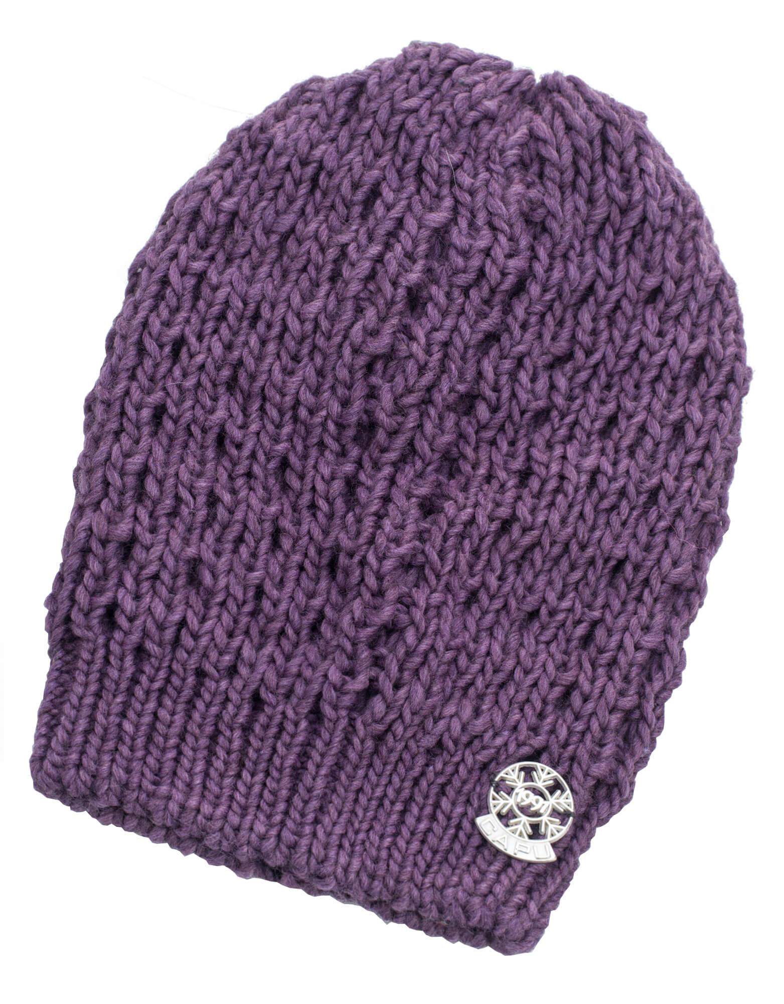 a9385e265 CAPU Zimná čiapka 354-G Purple | Vivantis.sk