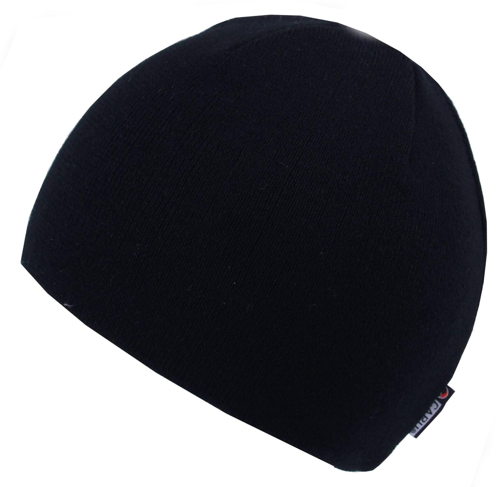 CAPU Téli sapka 1653-B Black  6b36d93be7