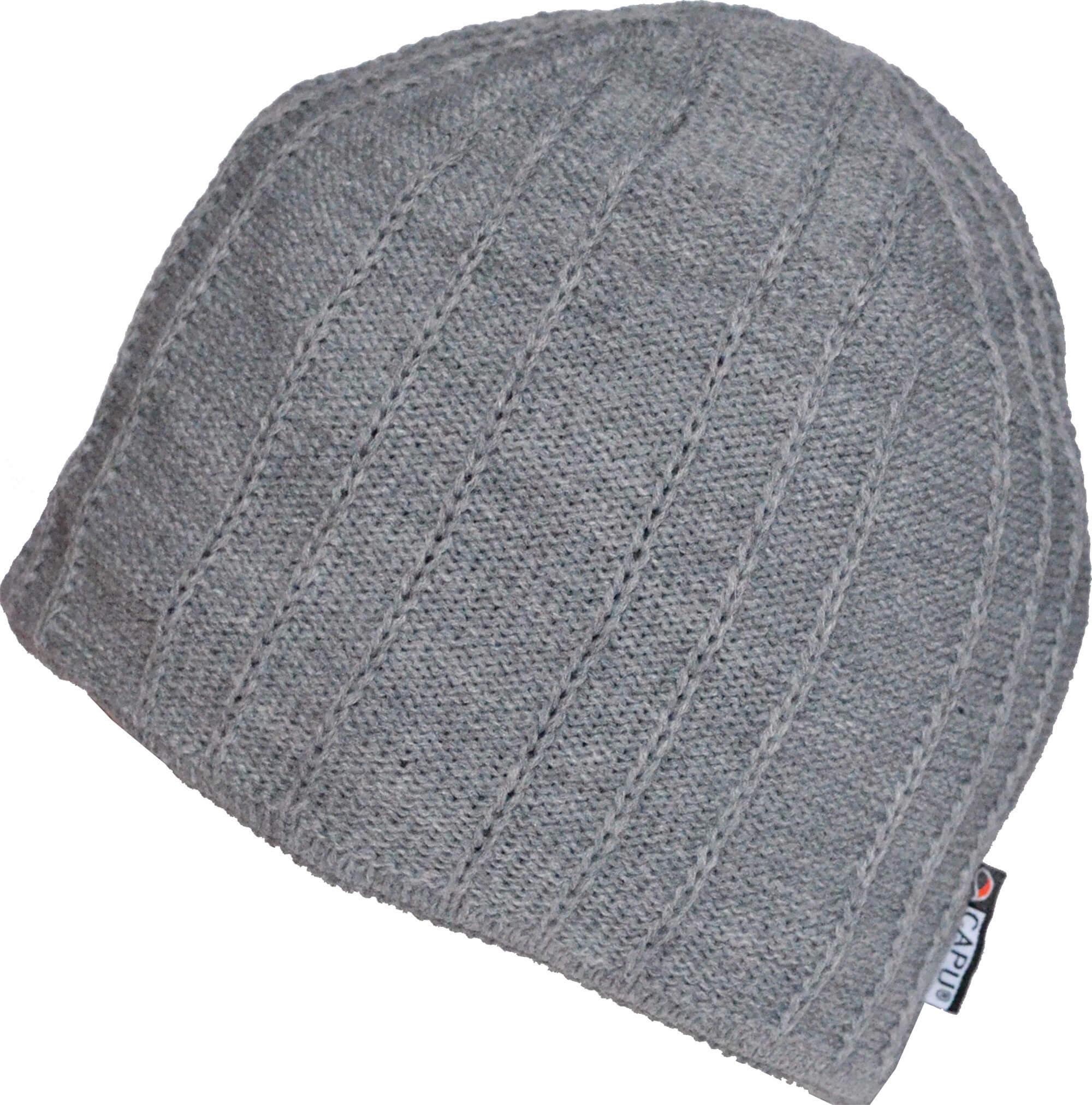 CAPU Téli kalap 4047-D Grey  289abd93bd