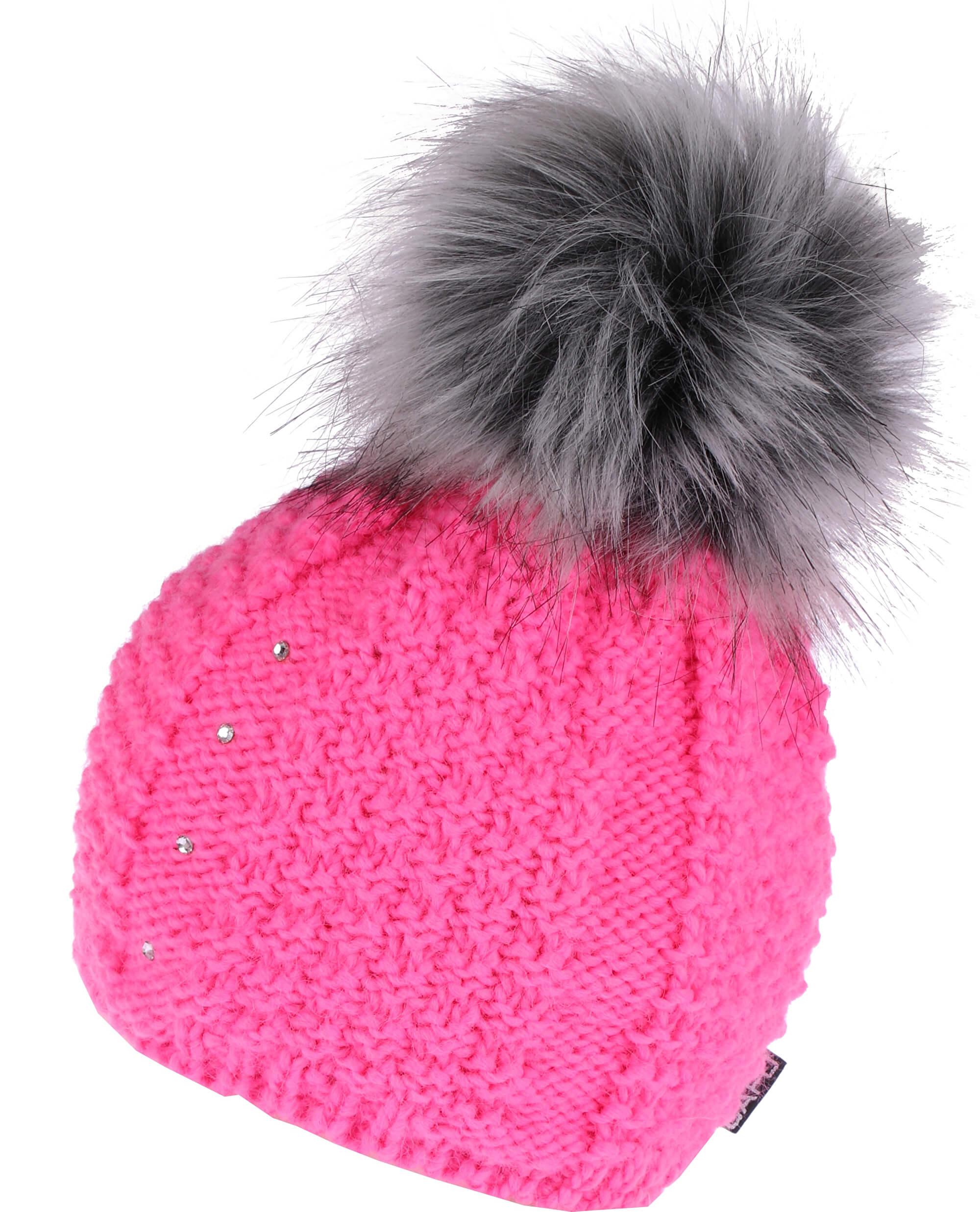 CAPU Zimní čepice 381-E Rose  c241dbd3c0