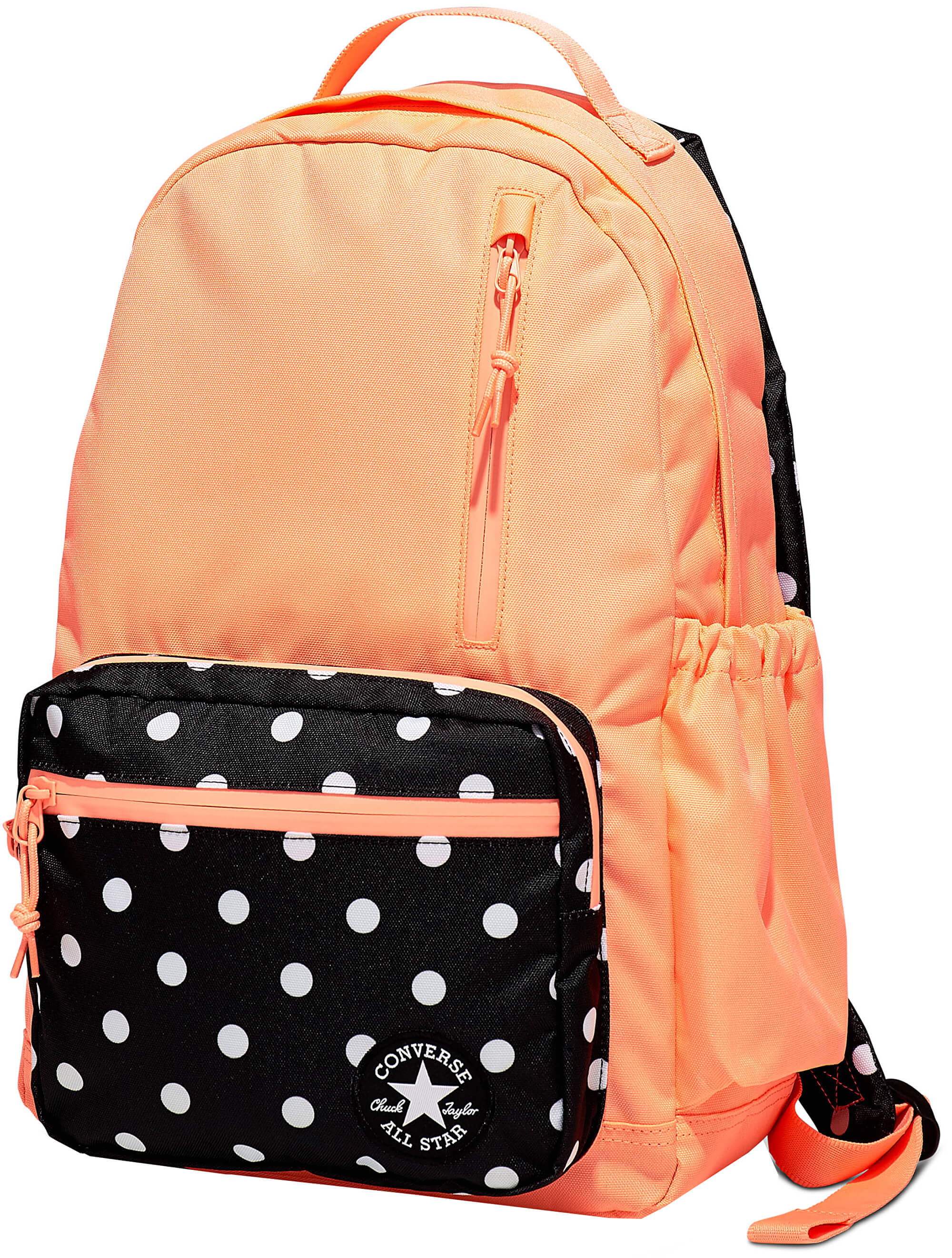 Converse Batoh Go Backpack Crimson Pulse Black White  37102d1e47