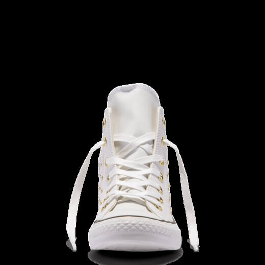 Converse Dámske členkové tenisky Chuck Taylor All Star White White ... 64b59022954
