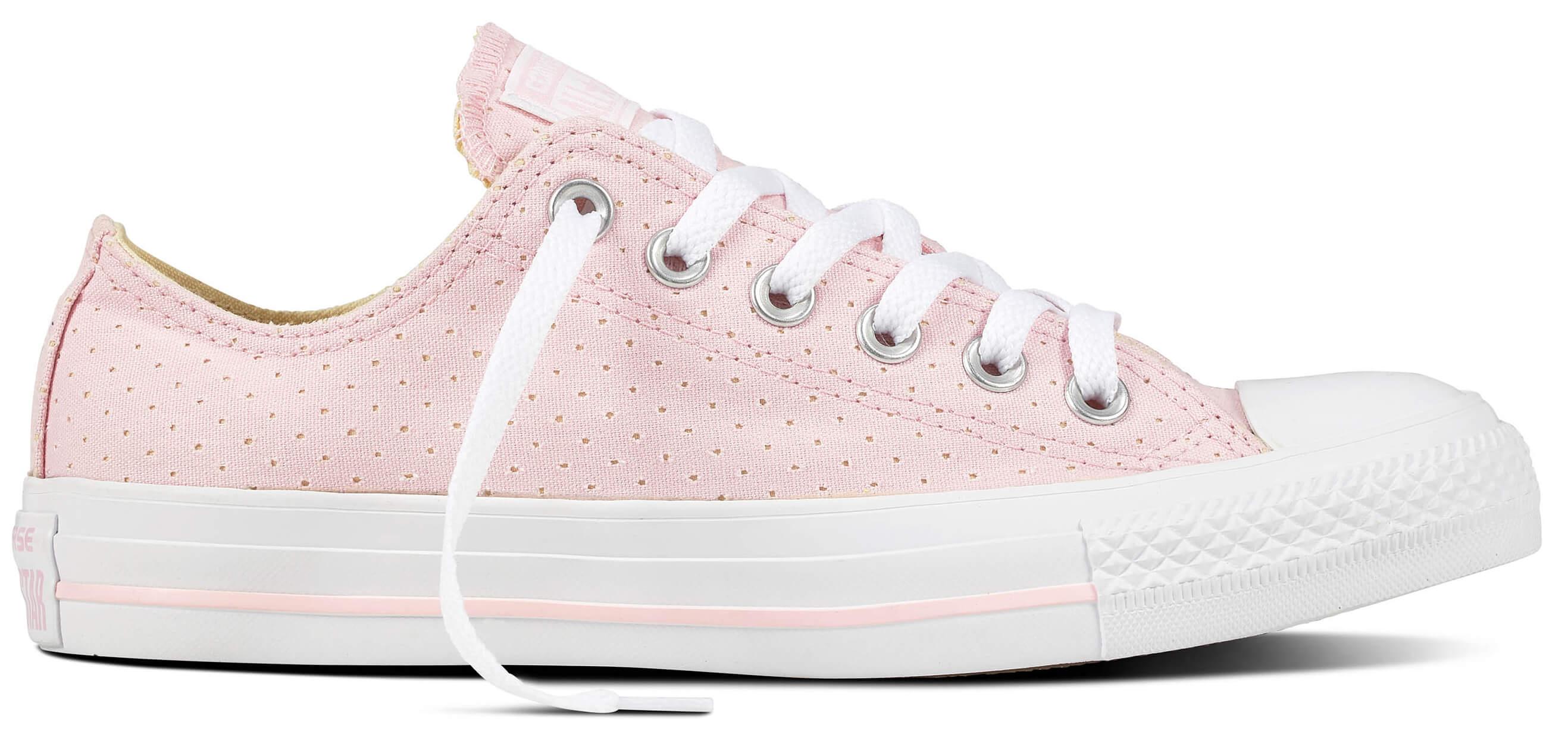 Converse Dámske tenisky Chuck Taylor All Star Cherry blossom   white 7ab7e253bd0