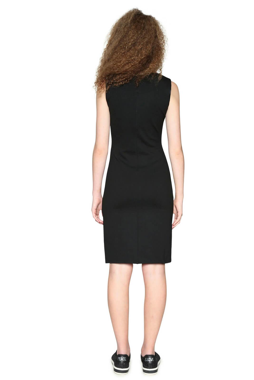 Desigual Dámske šaty Vest Dsgl-Original 18SWVKBD 2000 V akcii.  Predchádzajúci  Ďalšie   3ed6655985b
