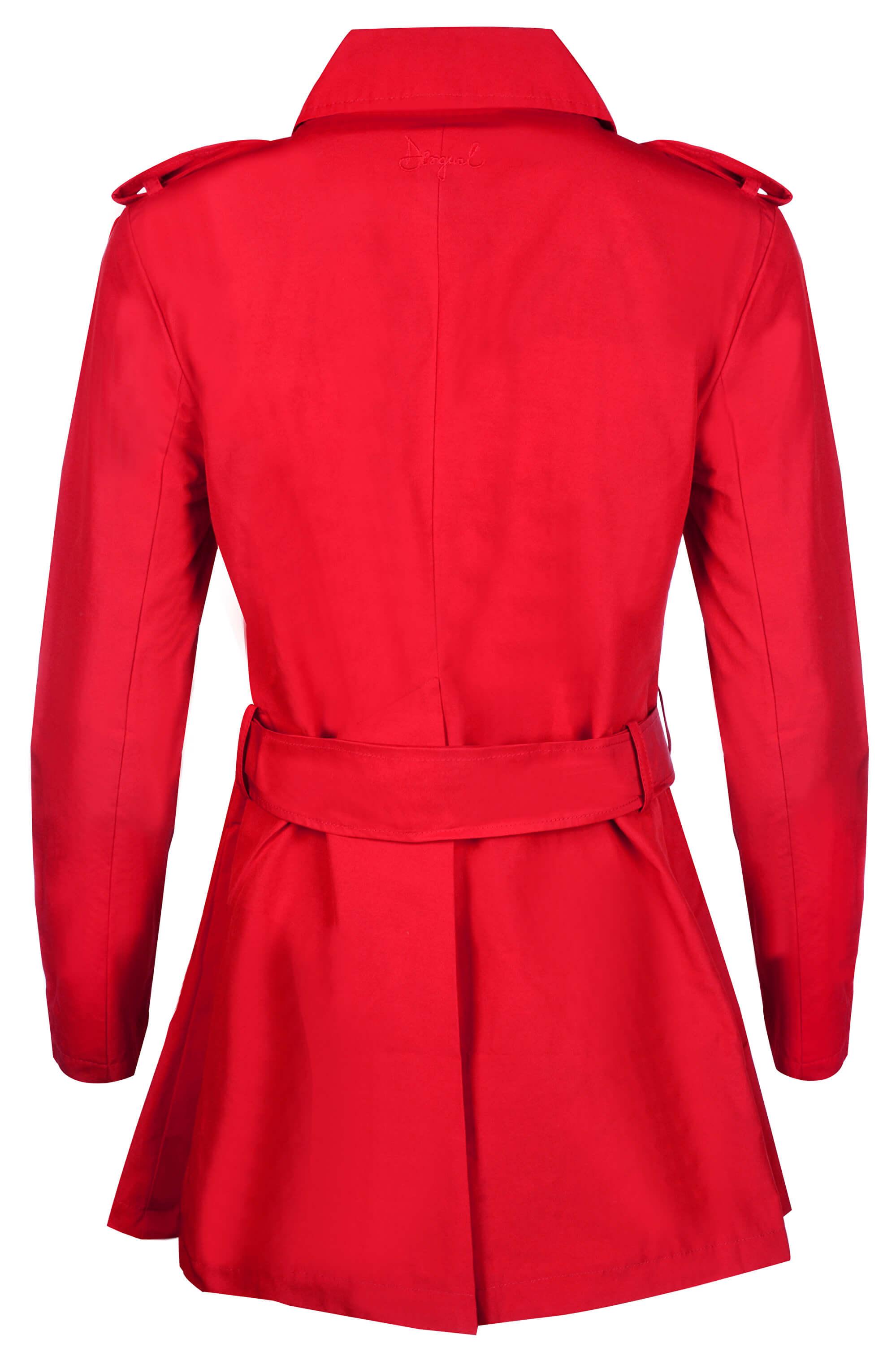 Desigual Női kabát Abrigo Murielle 18SWEW84 3000 Akcióban. Előző  Következő    050d06edb6