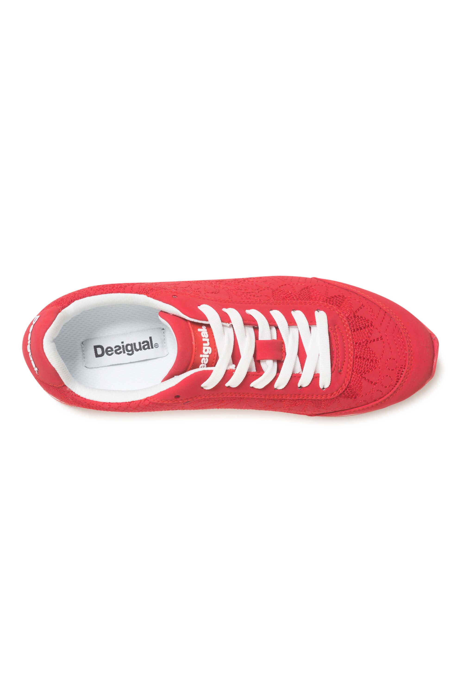 Desigual Női cipő Gala xy Lottie Piros kínai Olvasni 19SSKP02 3144 Új.  Előző  Következő   b1baf28c55
