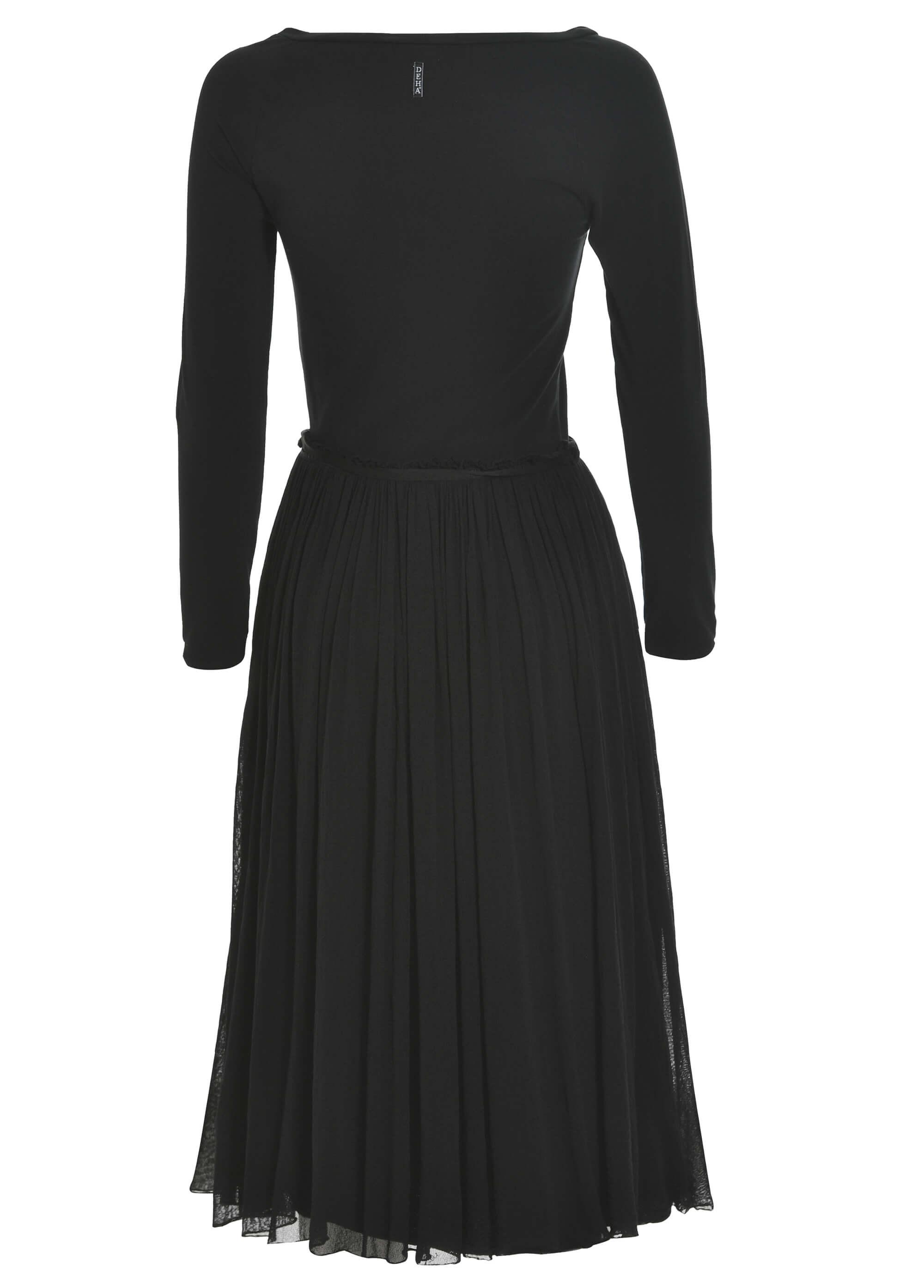 33abf27d9bf7 Deha Dámske šaty Dress B84000 Black V akcii. Predchádzajúci  Ďalšie