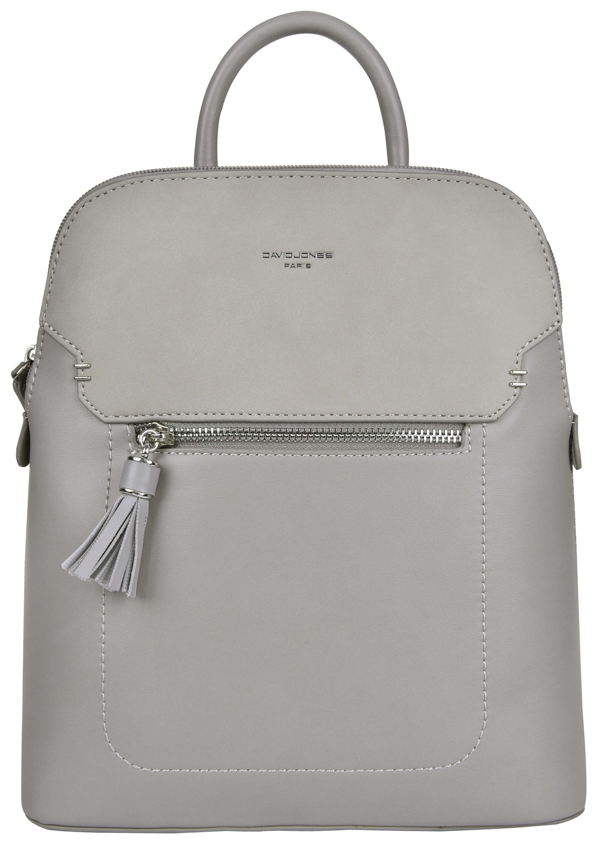 David Jones Női hátizsák Grey 5915-2  4d48682320
