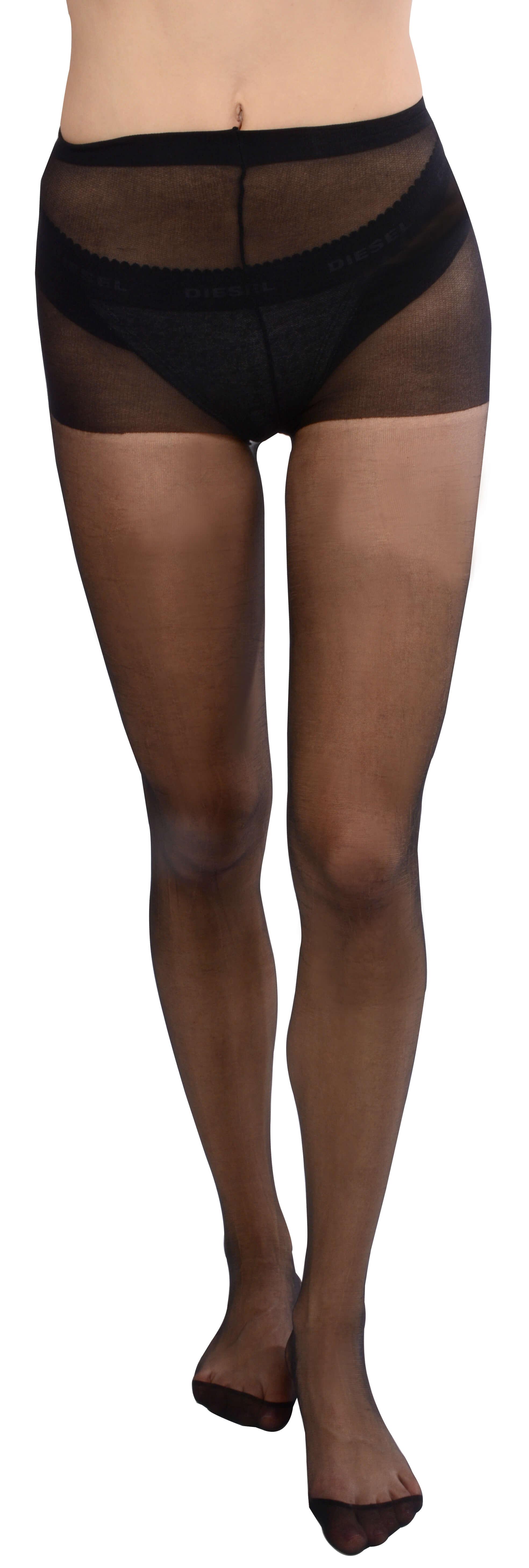 Evona Dámské punčochové kalhoty NILI černá 999  2e53c60ad7