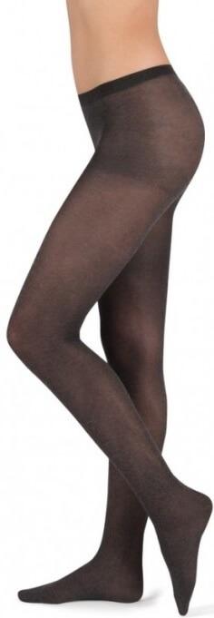 Evona Dámské punčochové kalhoty Melange 999 černé  3fbc656008