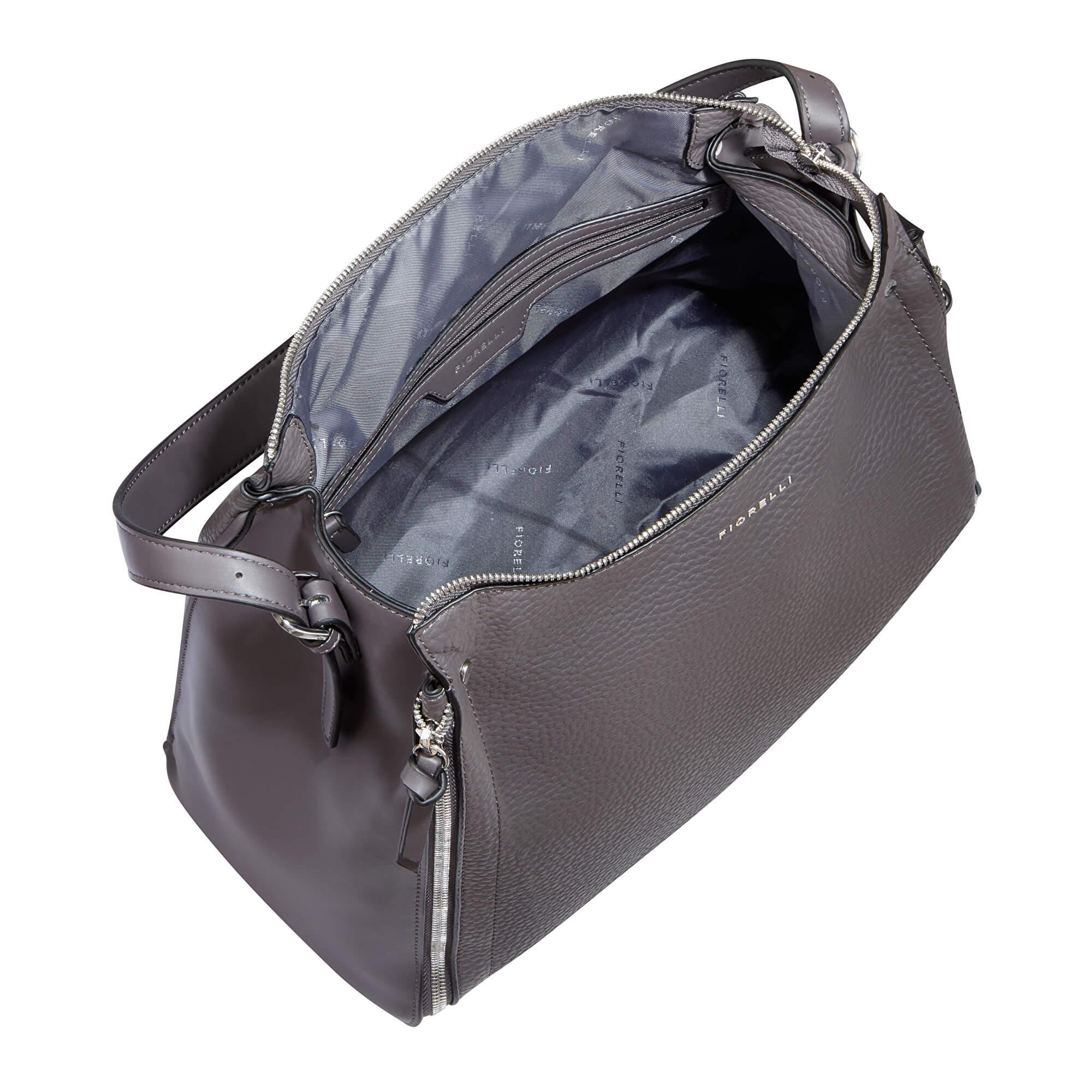 Fiorelli Elegantní kabelka Fleur FWH0247 Cobble Grey Doprava ZDARMA ... afbba067cea