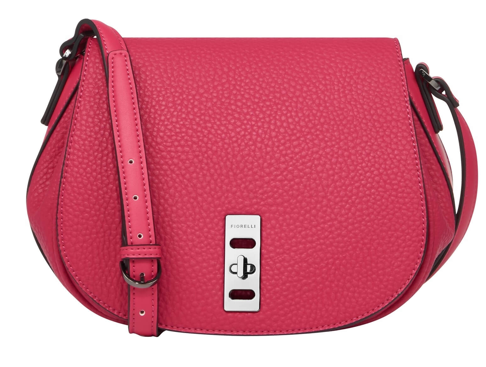 Fiorelli Elegantní kabelka Luna FWH0220 Raspberry Doprava ZDARMA ... 900ba860f65