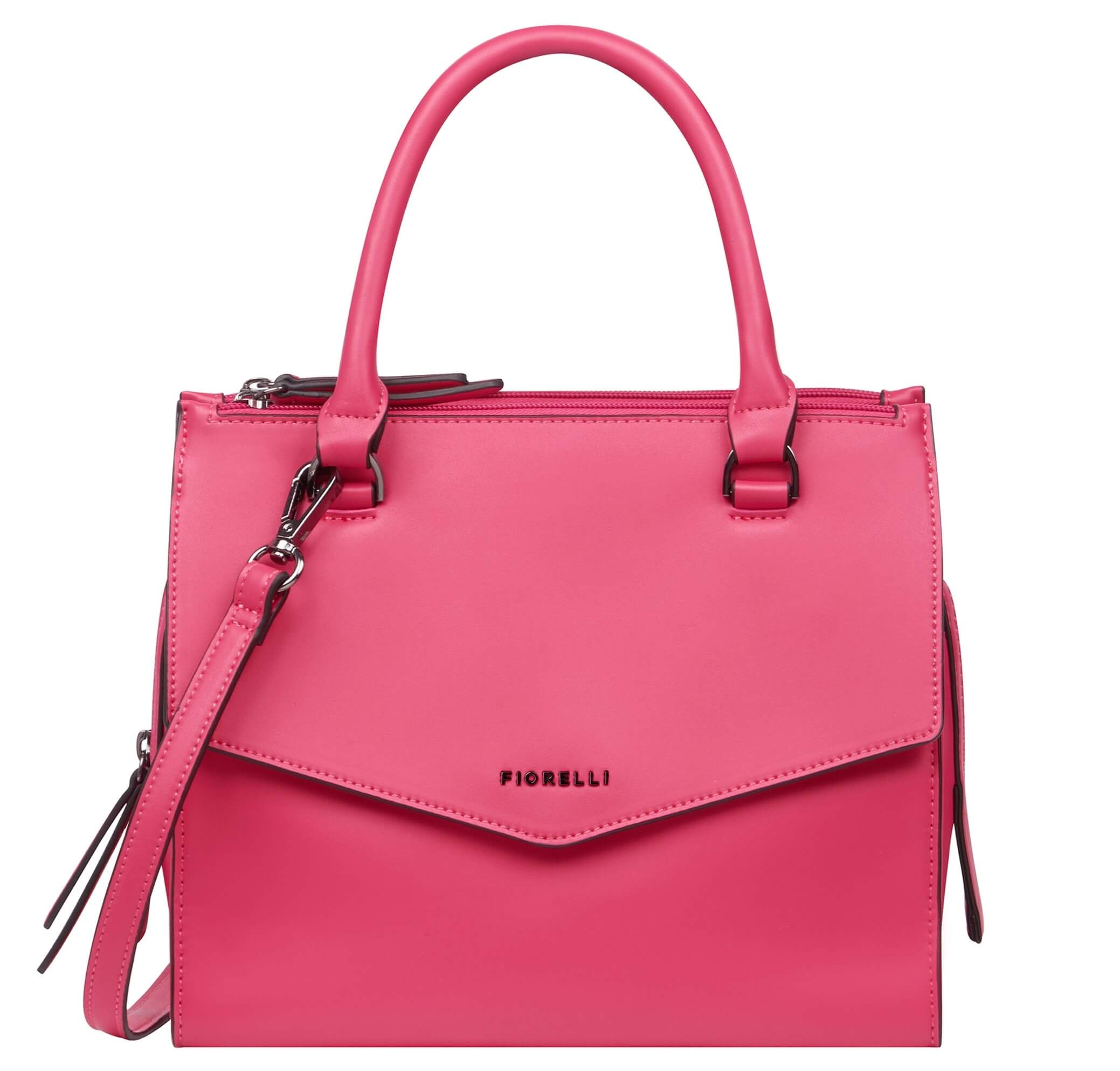 60958ea1c6 Fiorelli Elegantní kabelka Mia FWH0163 Raspberry Doprava ZDARMA ...