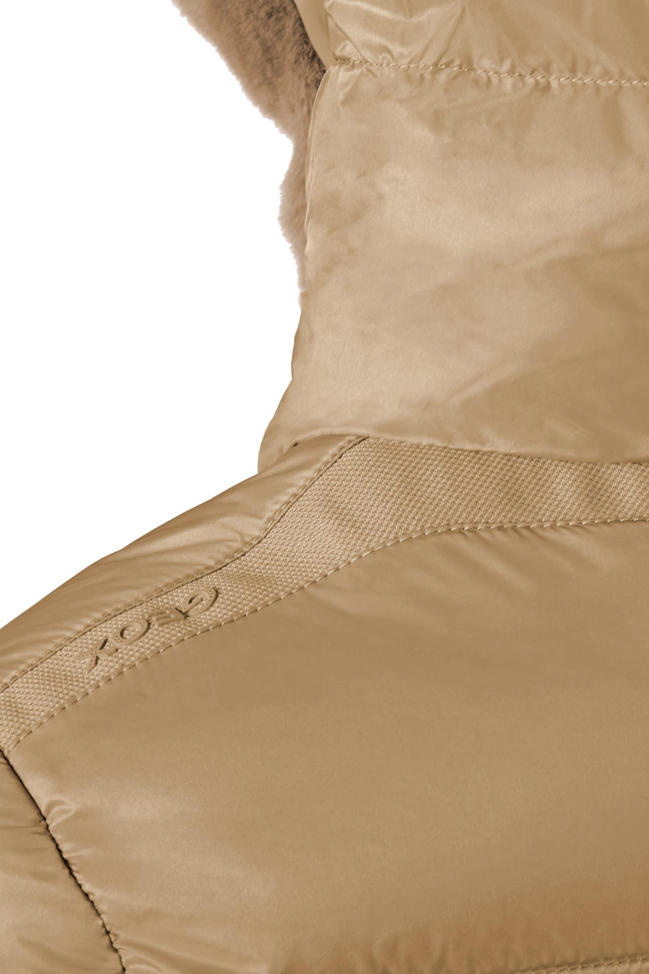 GEOX Faviola Long Jkt Light Mink W8425K-T2449-F5169 Női dzseki ... 275d53a25b