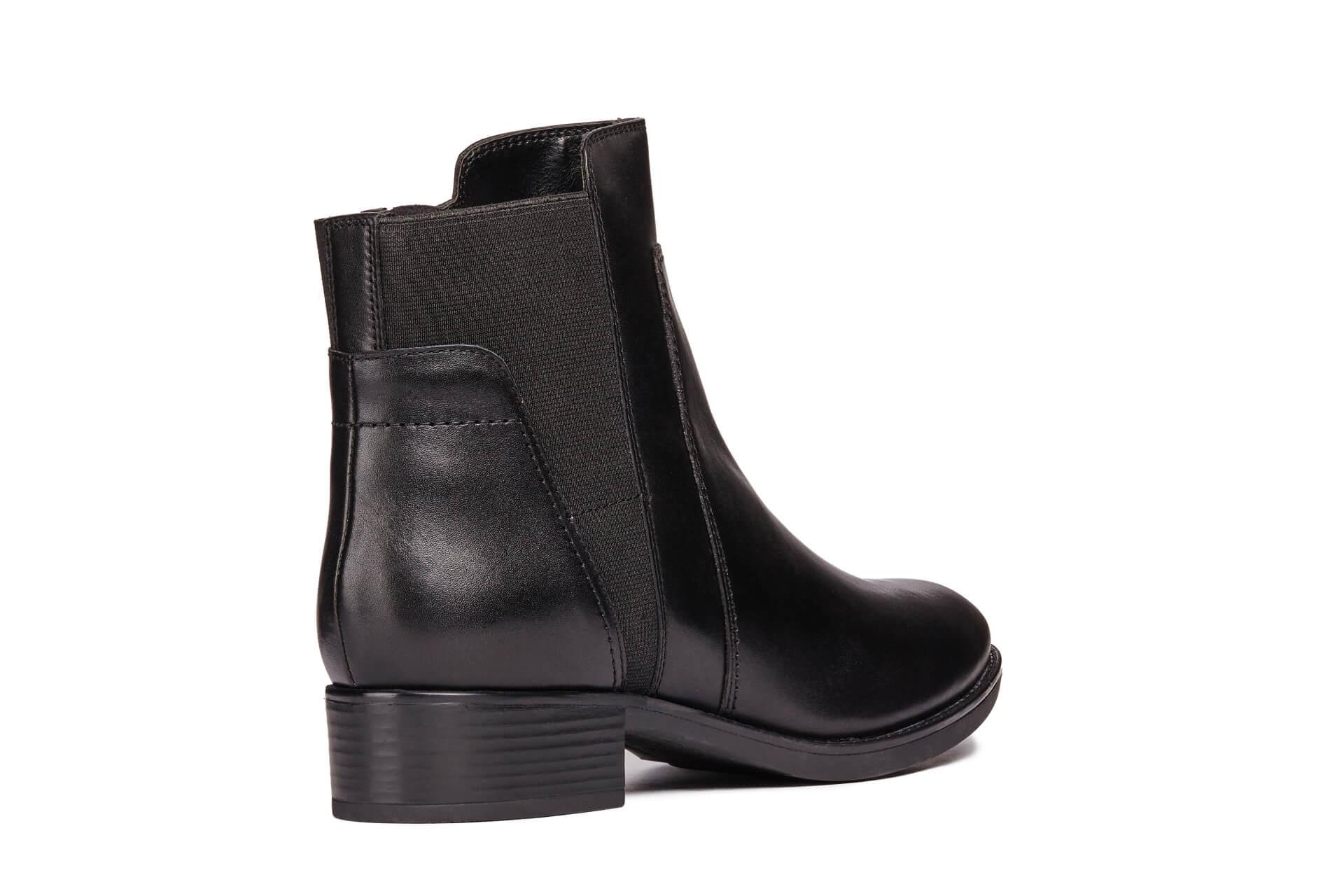 GEOX Dámské kotníkové boty Felicity F Black D84G1F-00043-C9999 ... 34da28735a
