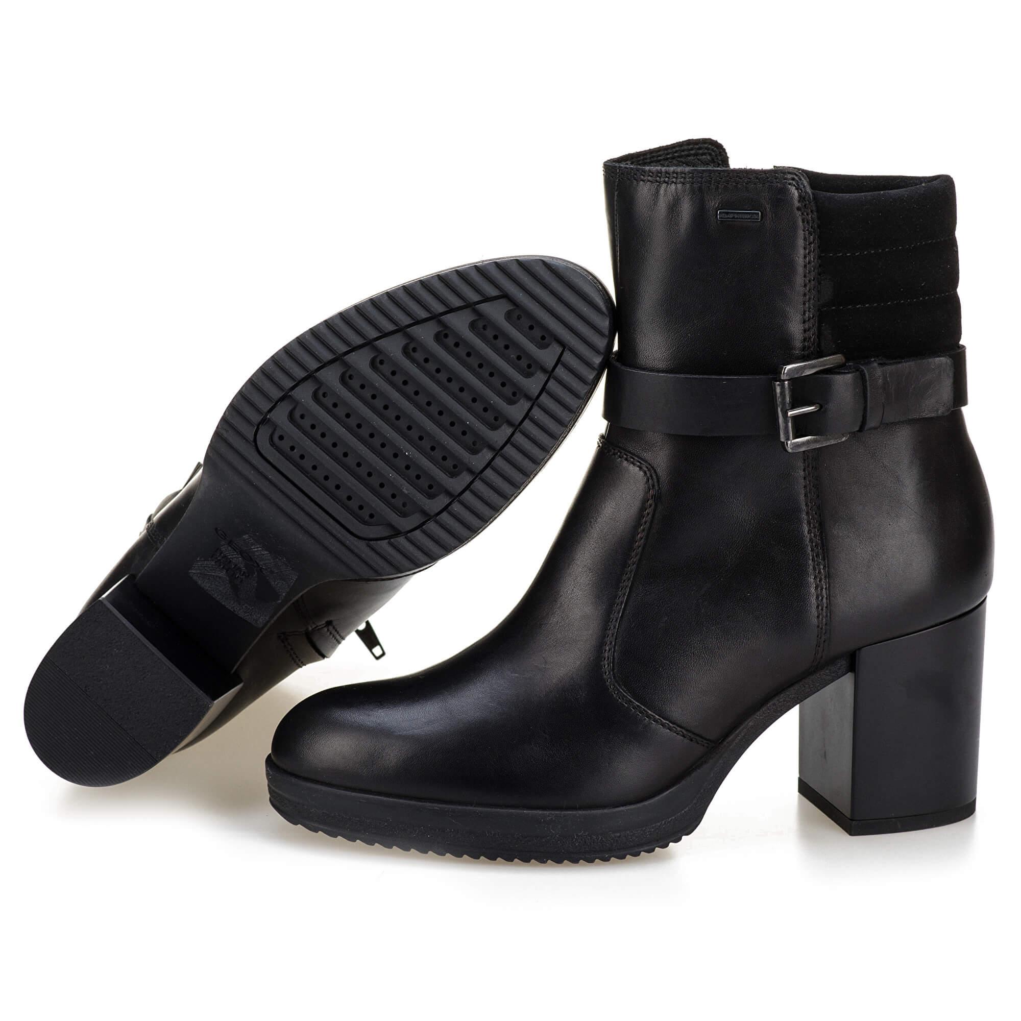 GEOX Dámské kotníkové boty Remigia Np ABX C Black D84AVC-04322-C9999 ... 1e65a782ab