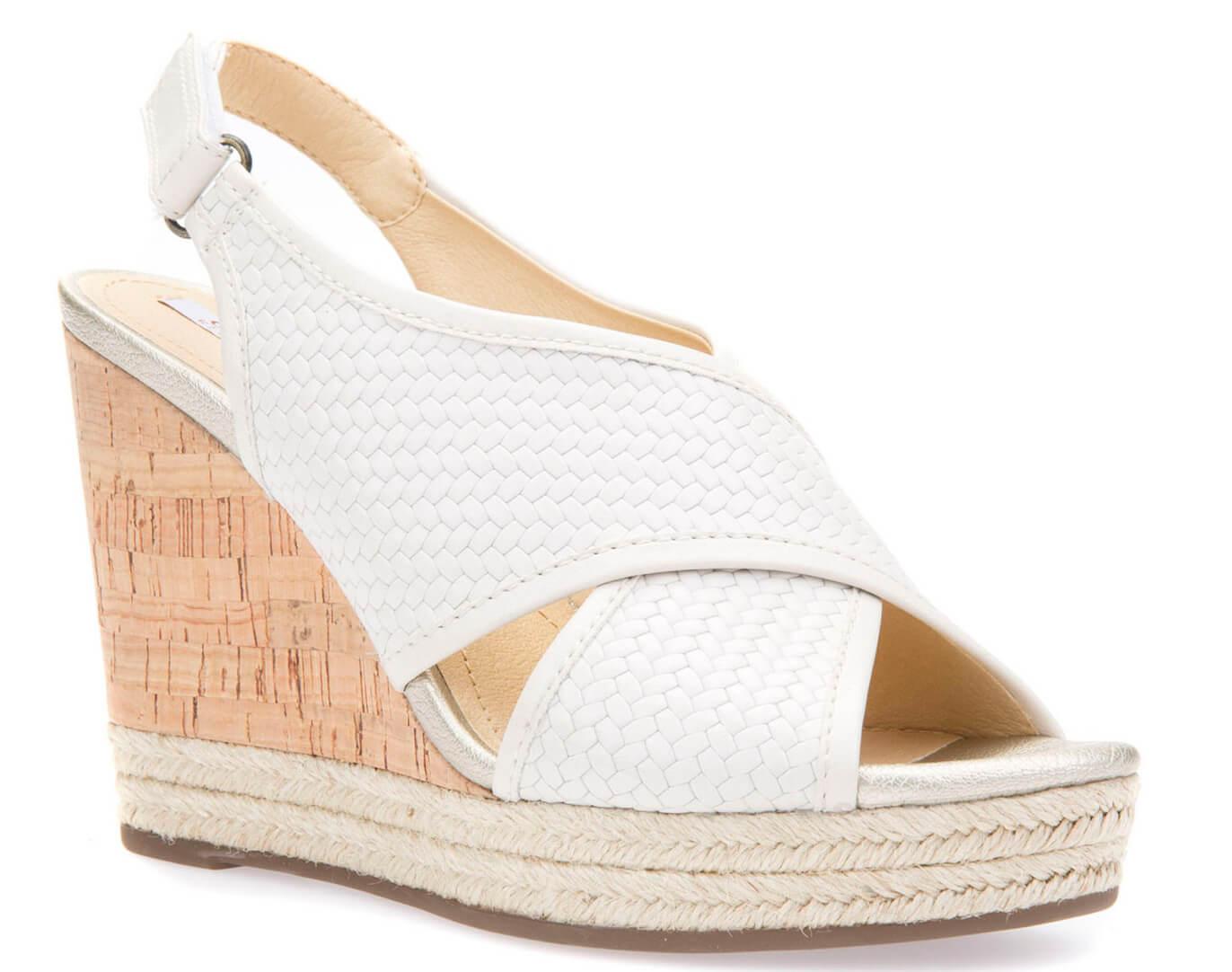 7bd2086e62 Dámské sandále Donna Janira C Off White D82P6C-06RBC-C1002