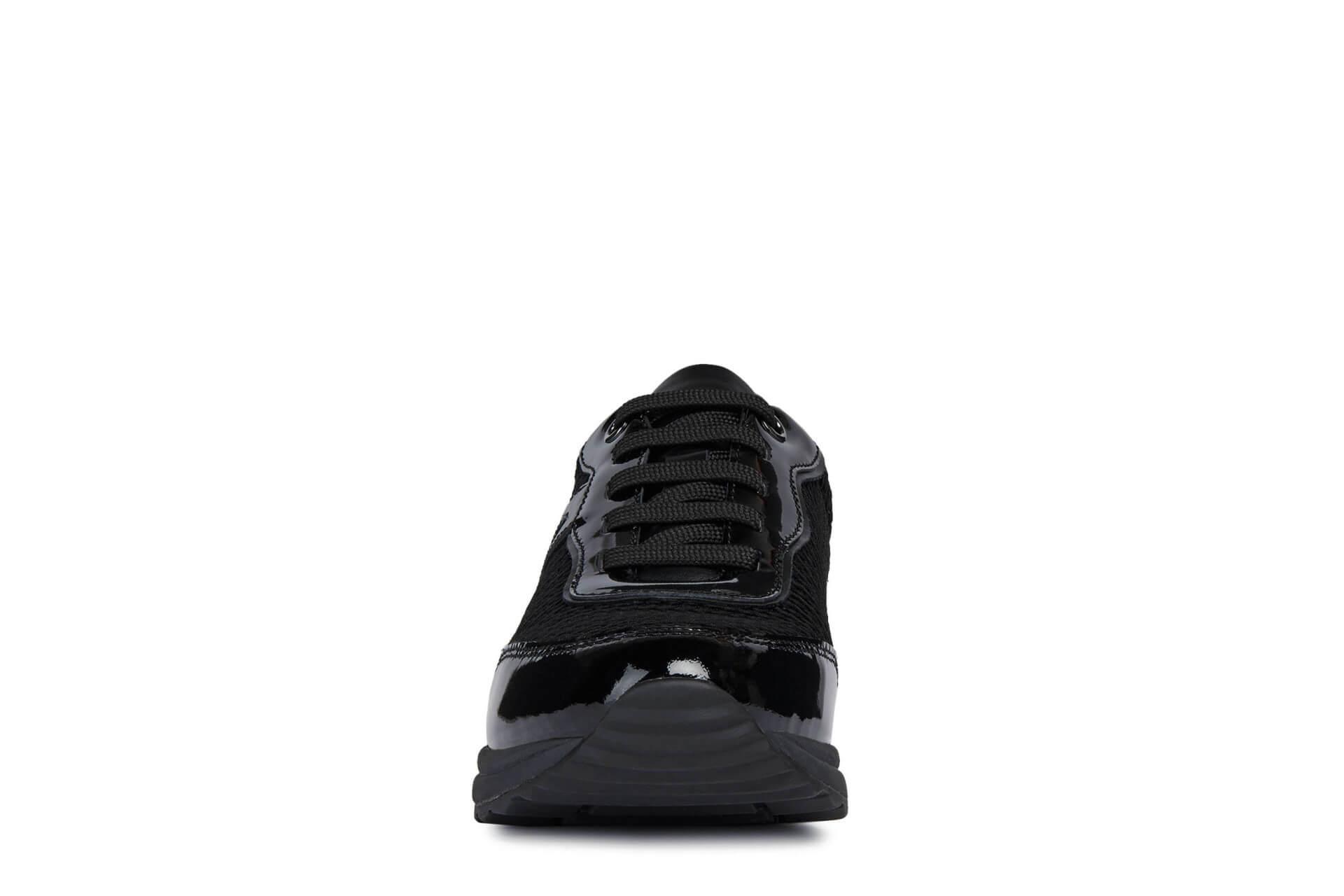 GEOX Női sportcipő Airell A Black D842SA-0AS66-C9999 Ingyenes ... ad7e072fe3