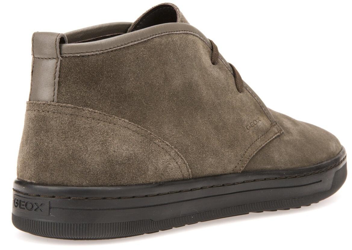 GEOX Pánske členkové topánky Uomo Ricky Lt Taupe U64W1C-00022-C6738 ... 0cbd8a0e9ec