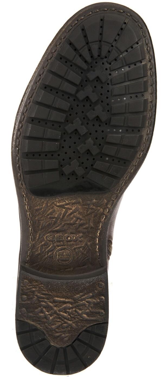 c366a8a132 GEOX Pánske kožené topánky Jaylon Coffee U54Y7B-0FV22-C6009 ...