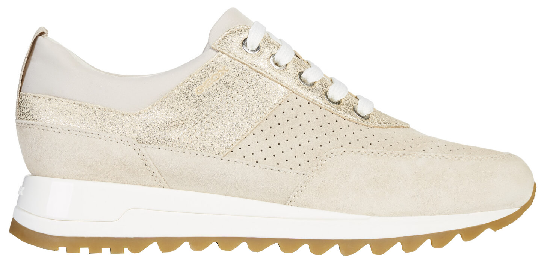 GEOX Női cipő Tabelya B krém   Lt Gold D84AQB-022BN-C5K2L Ingyenes ... 9d69a51c55