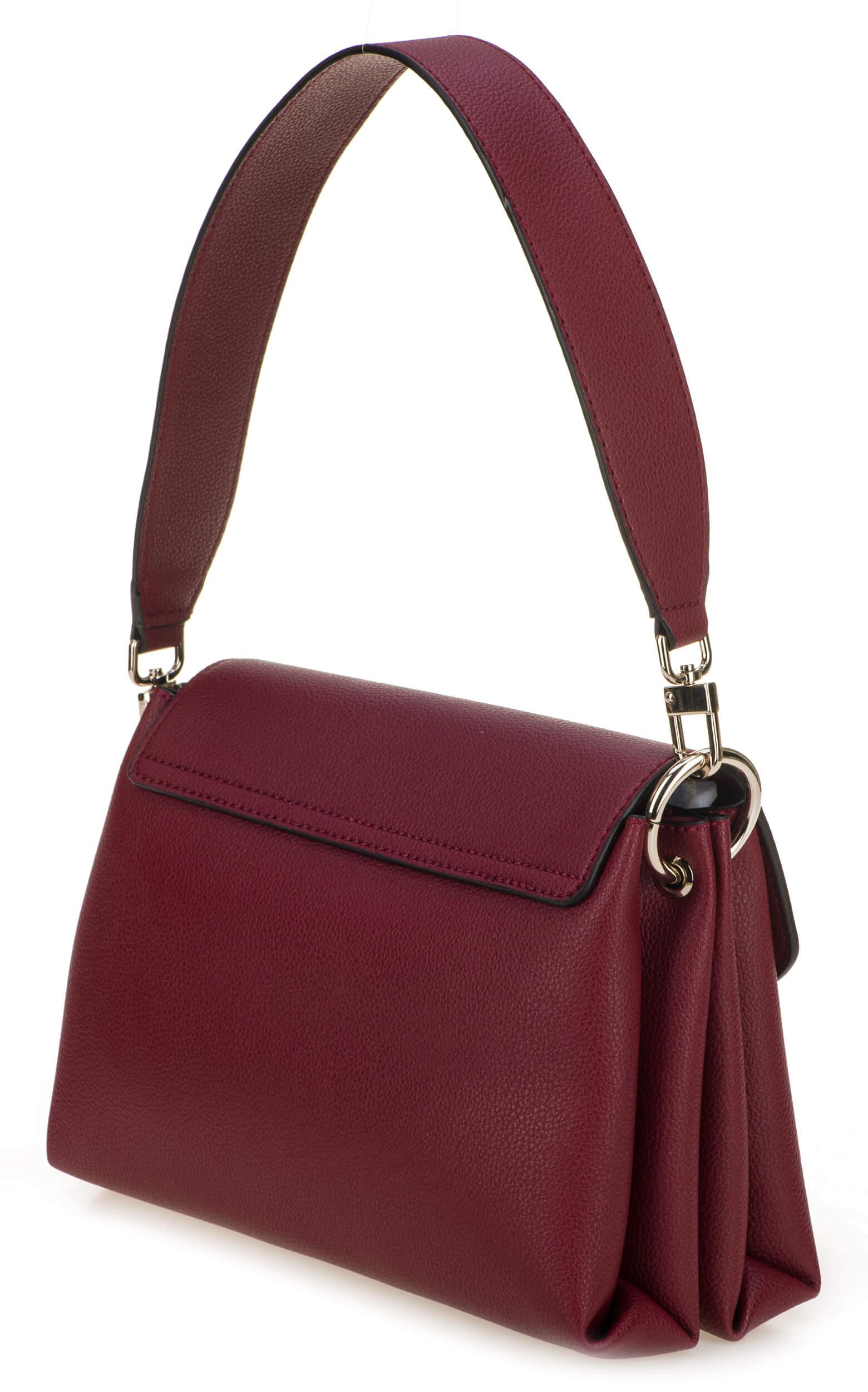 Guess Női táska Digital Shoulder Bag HWVG68 Bordo Ingyenes SZÁLLÍTÁS ... 1fddd3eea7