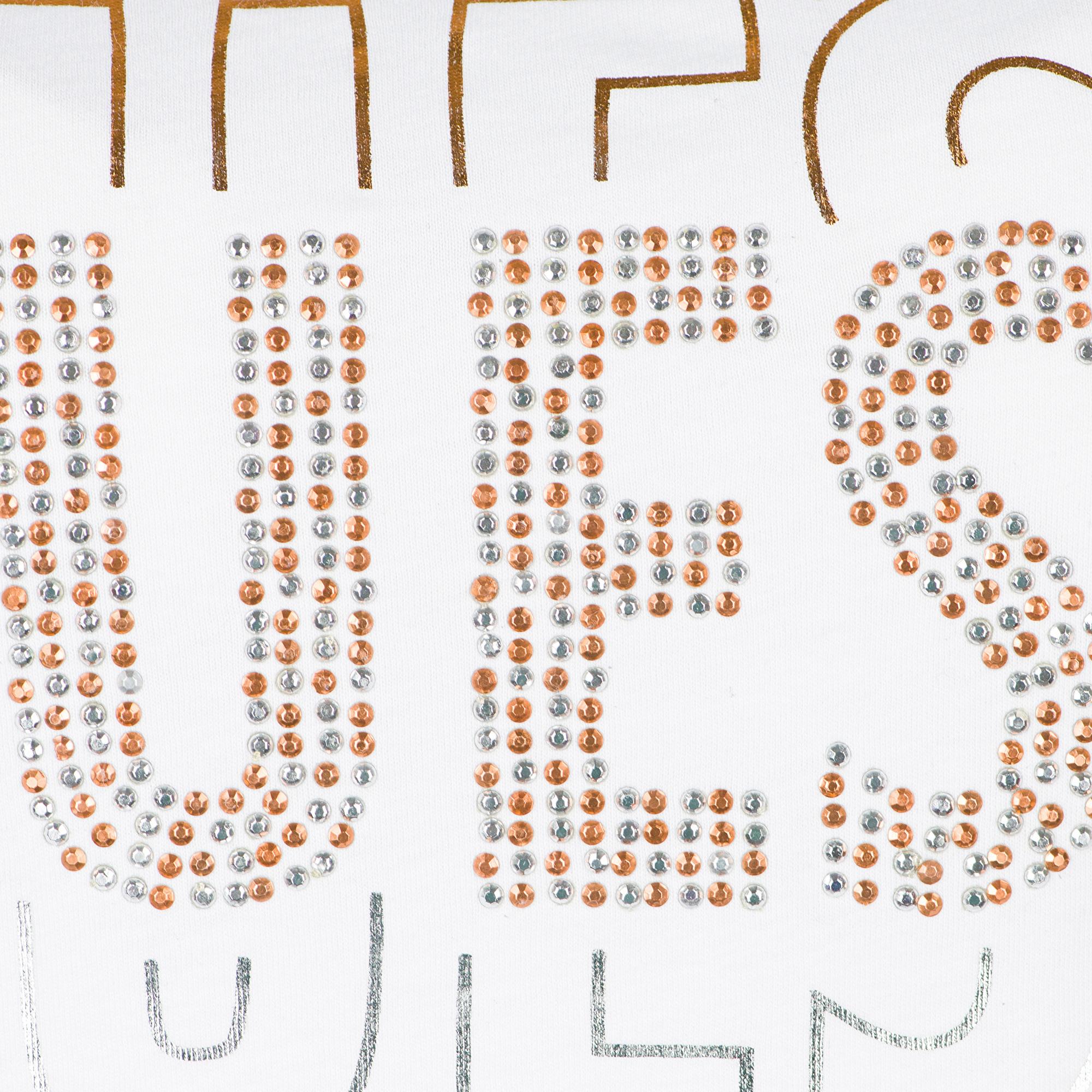 1b8ed0df7ca1 Guess Dámske tričko Factor y Women`s raquo Sequined Logo Short -Sleeve Tee