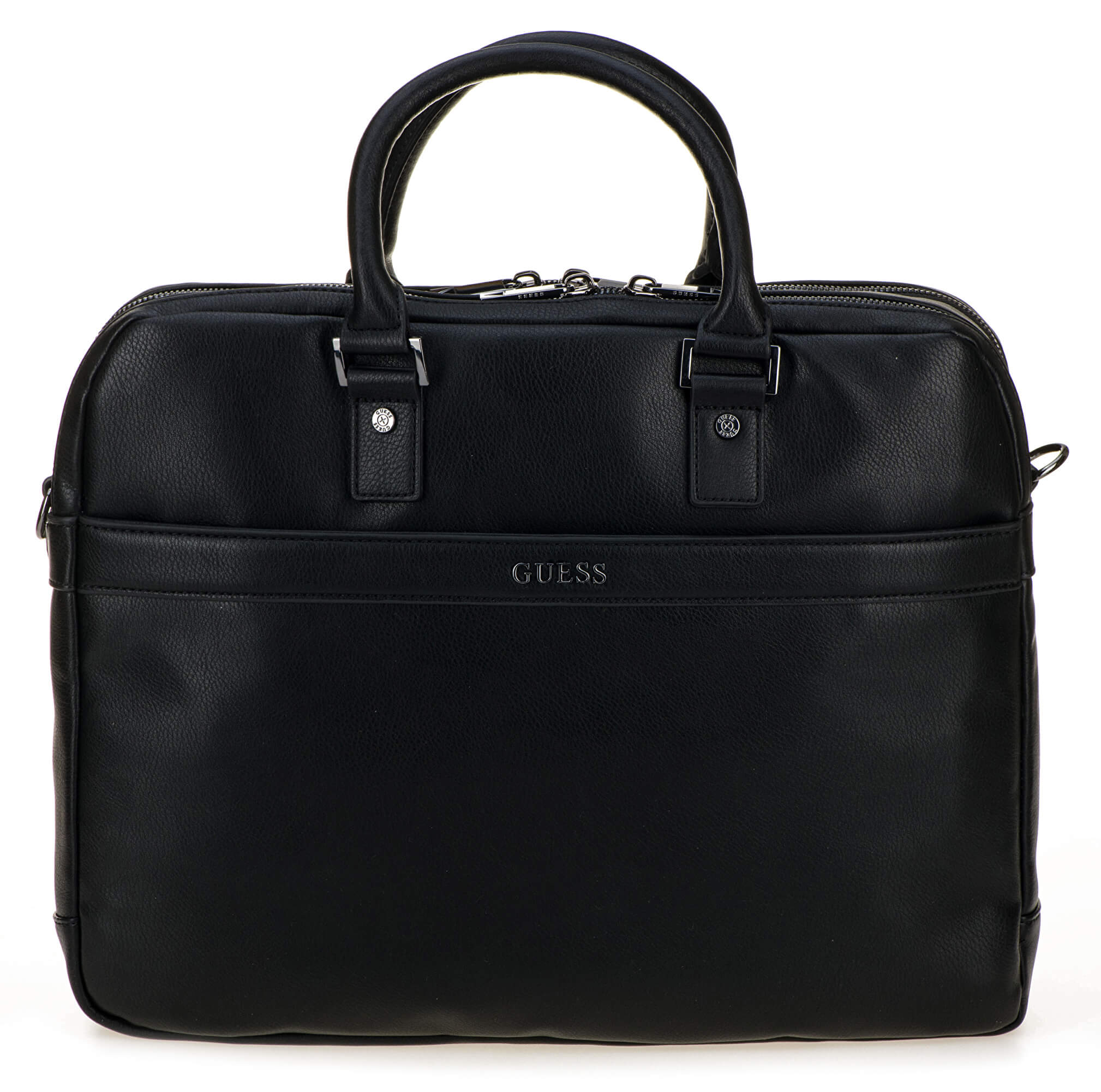 Guess Férfi táska City Workbag Double Compartmen HM6540 Black ... 45129ef7b9