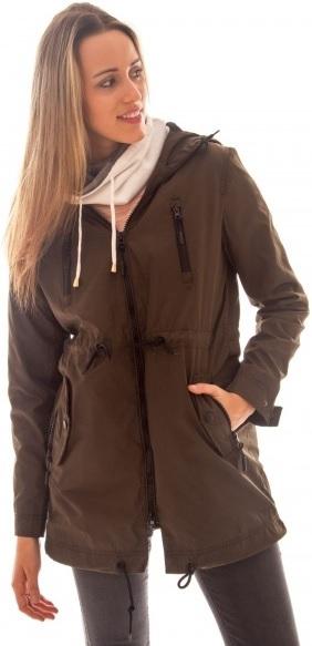 Heavy Tools Női kabát Nanji W17-450 Khaki  7932936166