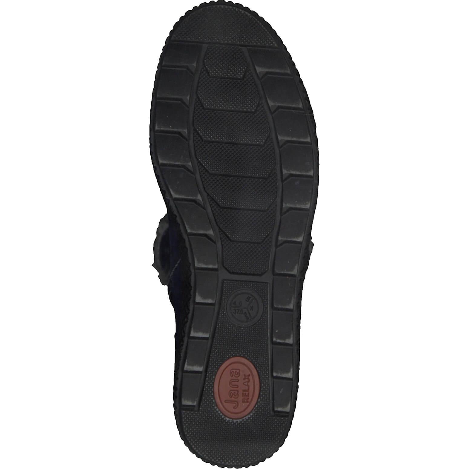 Jana Dámské kotníkové boty 8-8-26223-21 805 Navy  bb8d4148f9