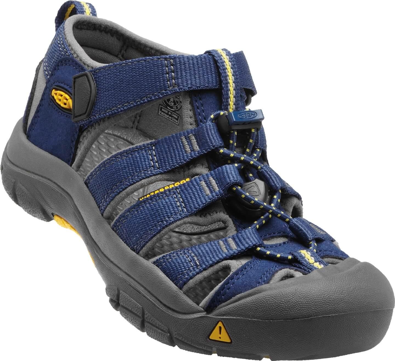 59be71bb029 KEEN Dětské sandály Newport H2 Blue Depths Gargoyle JUNIOR ...