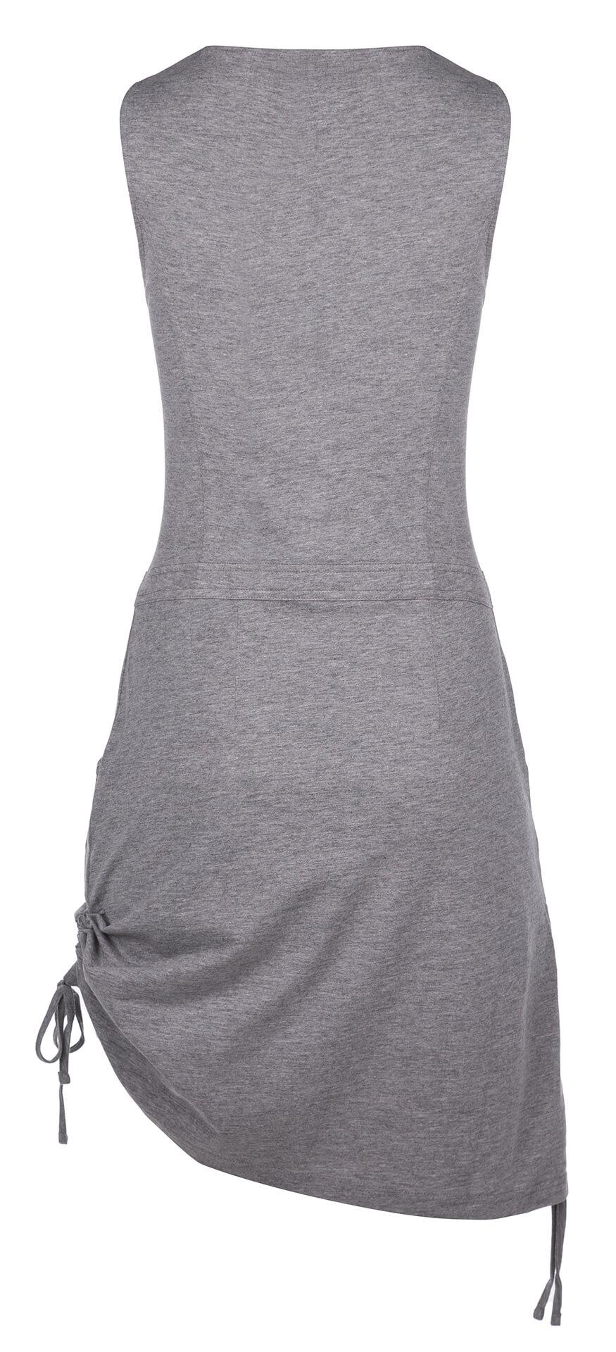 LOAP Dámské šaty Nela Dk Melange CLW1890-T49X  024f7f90da