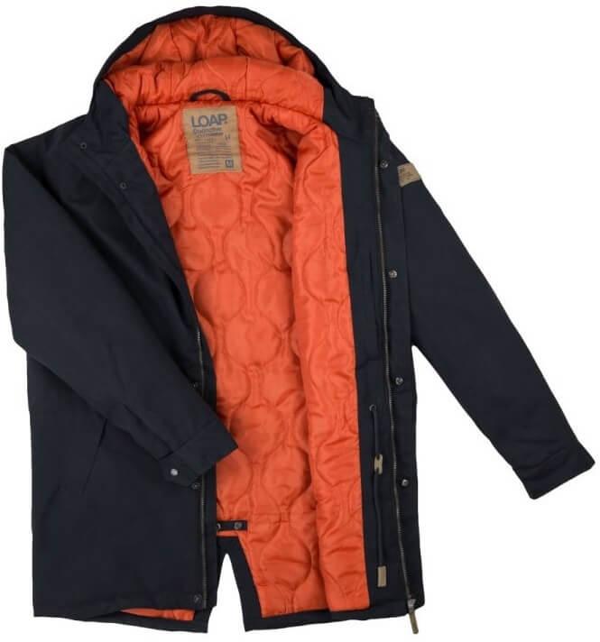 091ca8b313 LOAP Férfi kabát Norm an Total Eclipse CLM1844-L75L Ingyenes ...