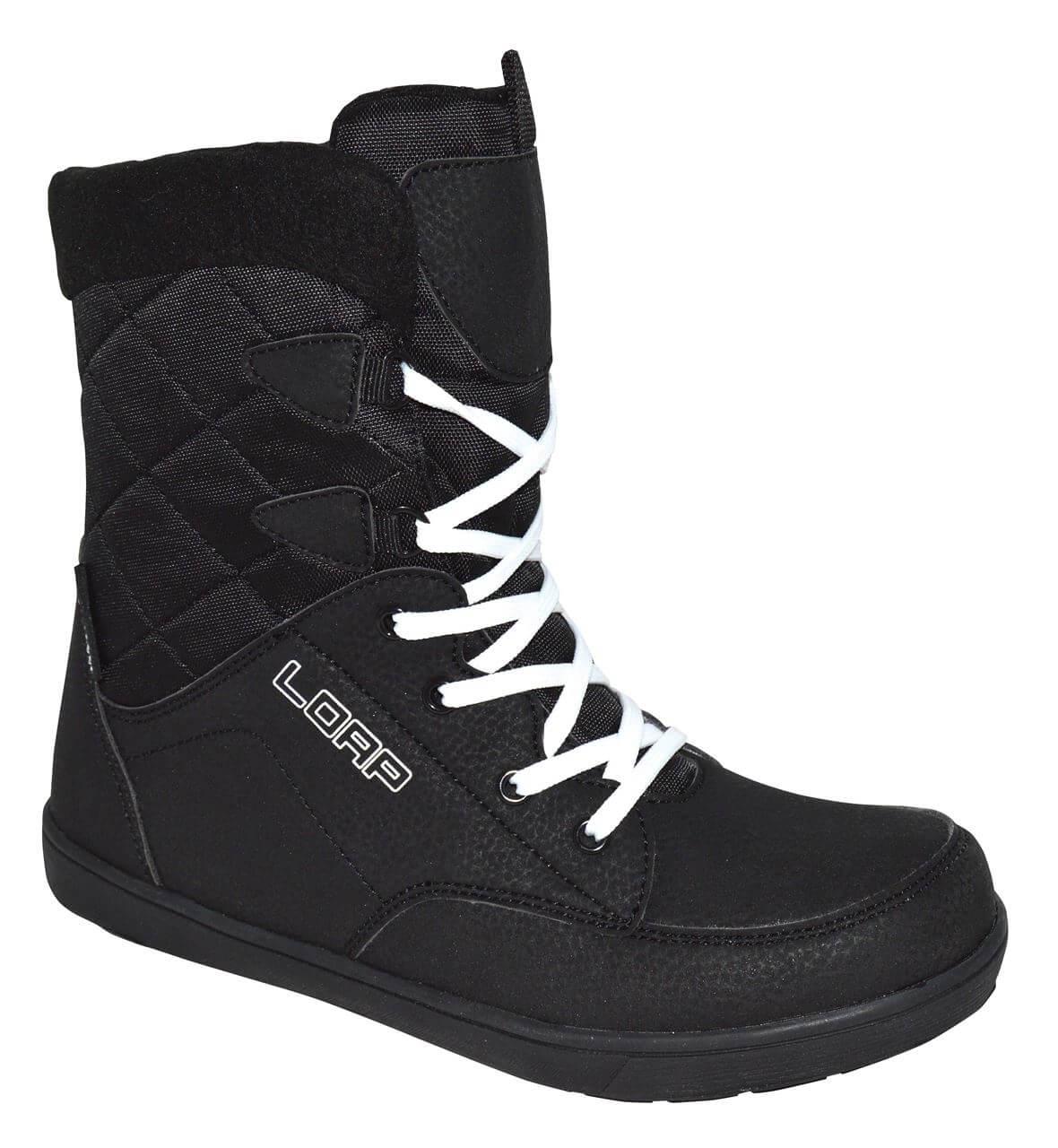 LOAP Dámské zimní boty Portico black bl.de blanc SBL1626-V11A ... 3ea128049f