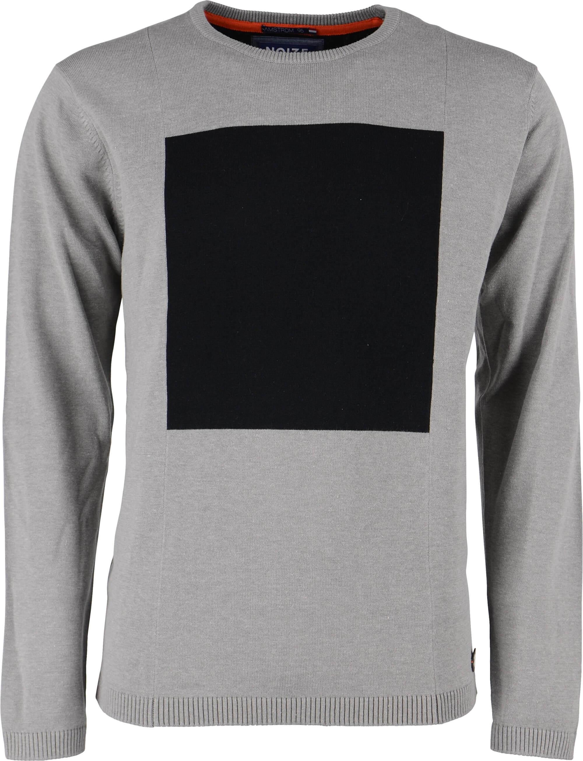 Noize Férfi hosszú ujjú pulóver Greymel 4523115-00  ed97f5747c