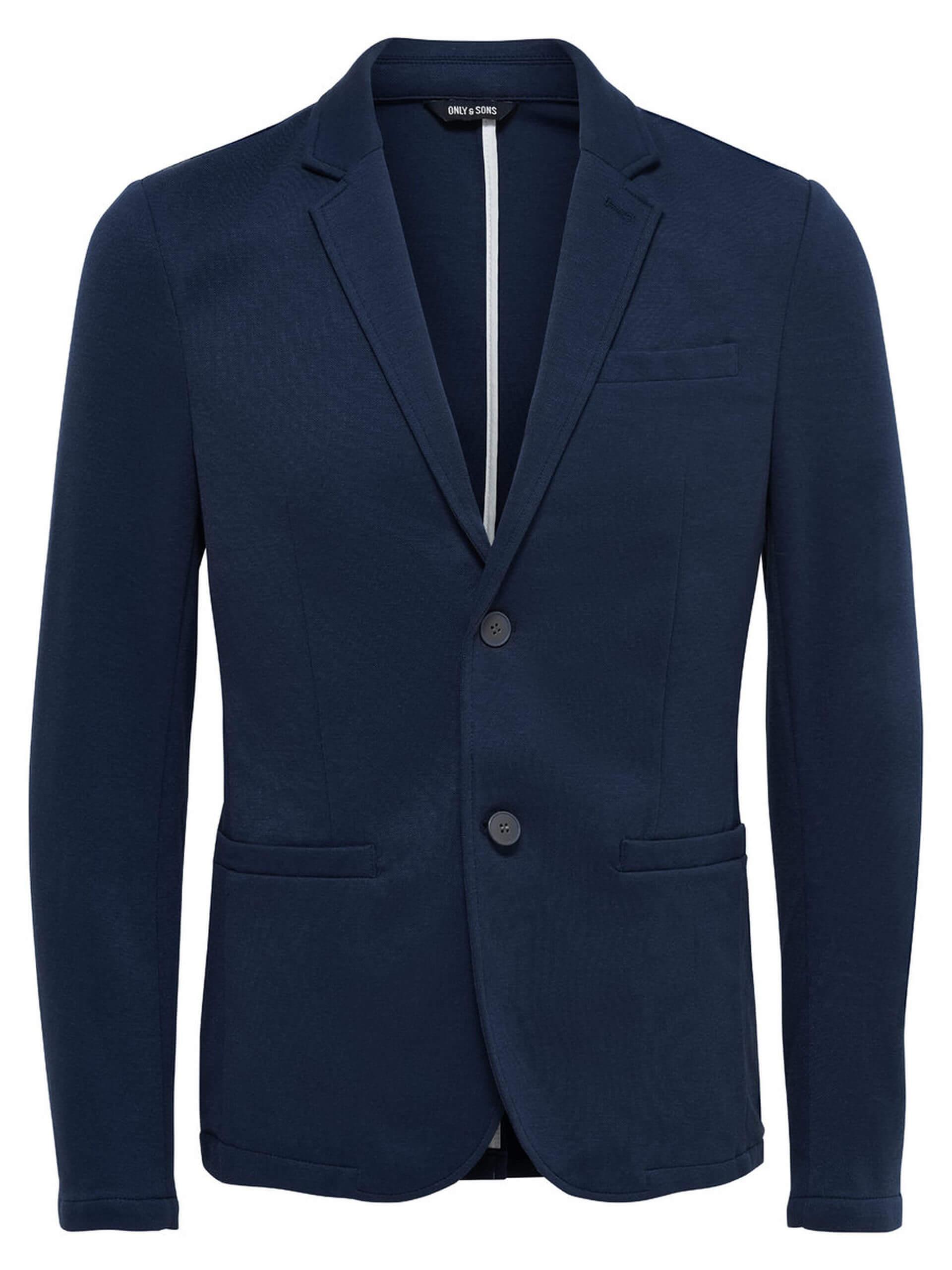 326ef3fce4 ONLY SONS Pánske sako Zavier Blazer Dress Blues Doprava ZDARMA ...