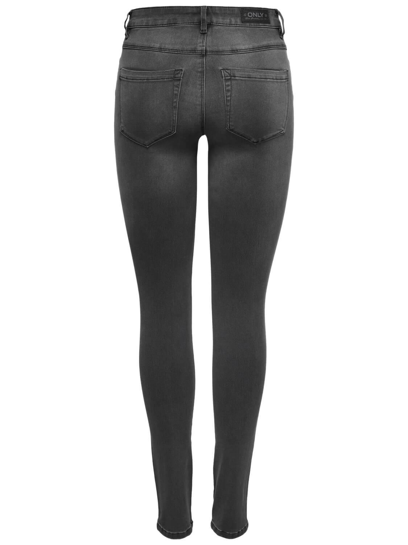 a12df03c772 ONLY Dámské džíny Royal Reg SK DNM Jeans BJ312 Noos Dark Grey Denim ...