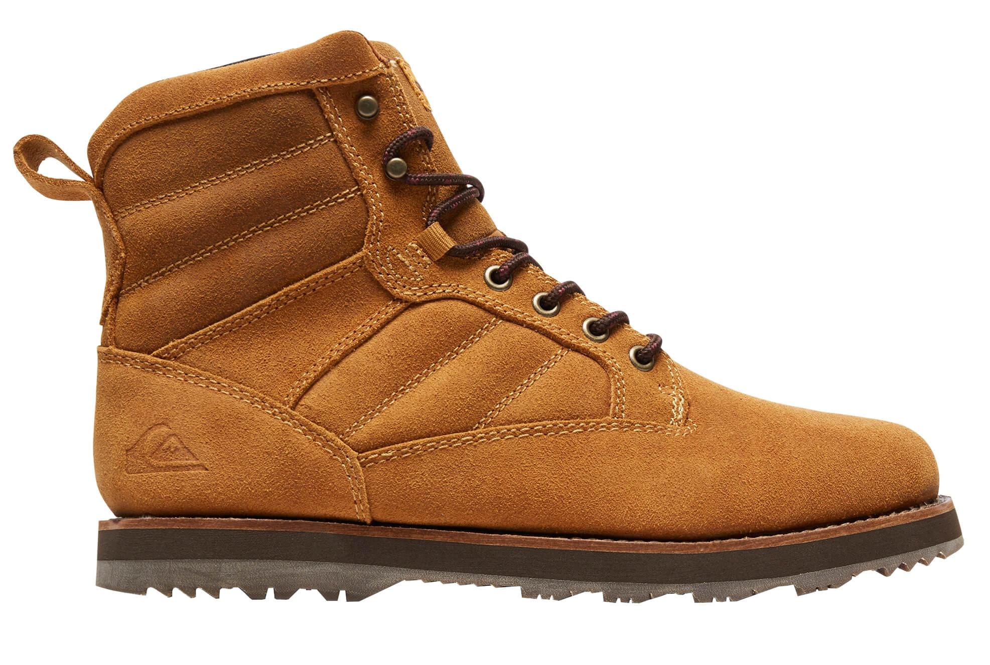 Quiksilver Kotníkové boty Wr Bronk Brown Brown Brown AQYB700034-XCCC ... aa9b53b90c