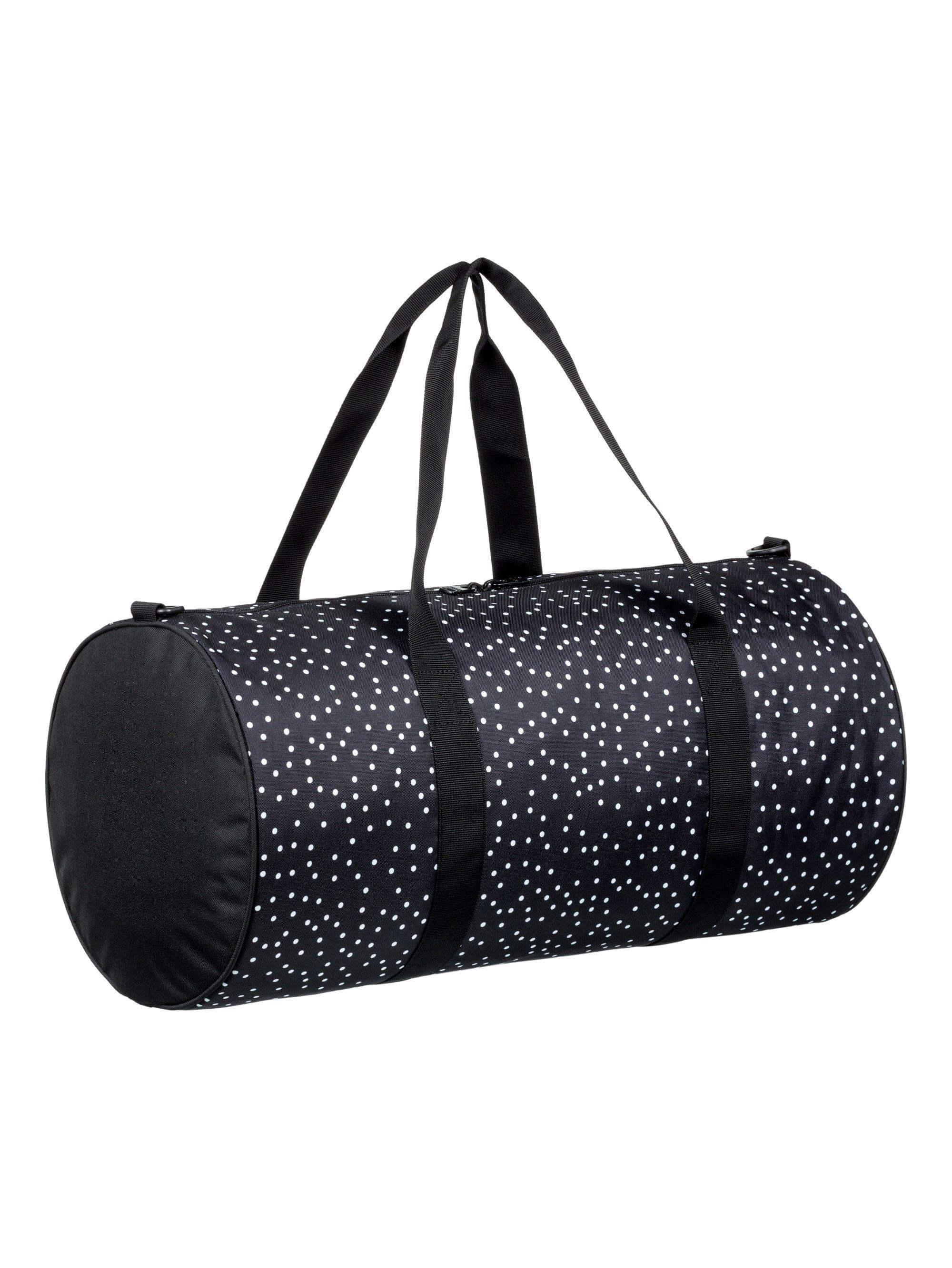 5d7587020 Roxy Cestovná taška Kind Of Way True Black Dots For Days ...
