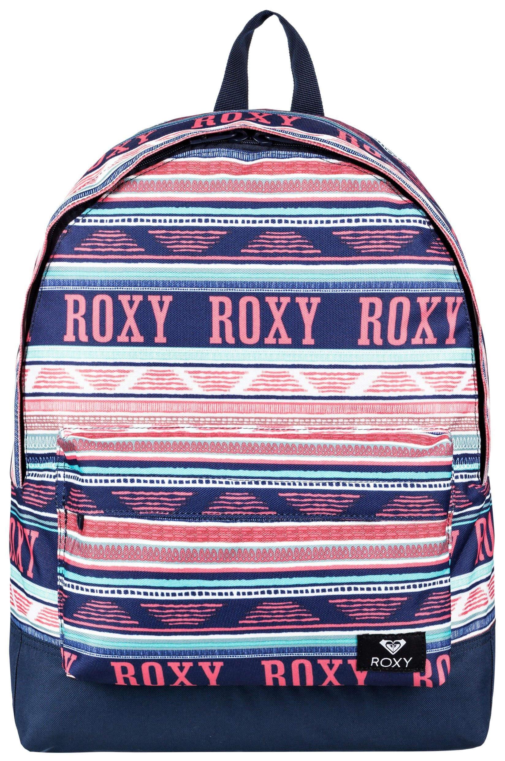 Roxy Batoh Sugar Baby Bright White Ax Boheme Border ERJBP03728-XWBG ... 6758fd5306