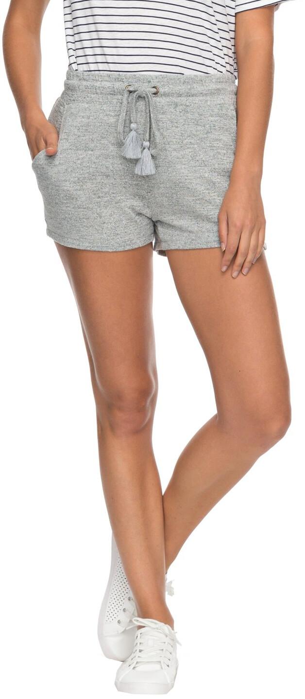 7578aa58c63a Roxy Dámske šortky Cozy Chill Short Heritage Heather ERJNS03148-SGRH