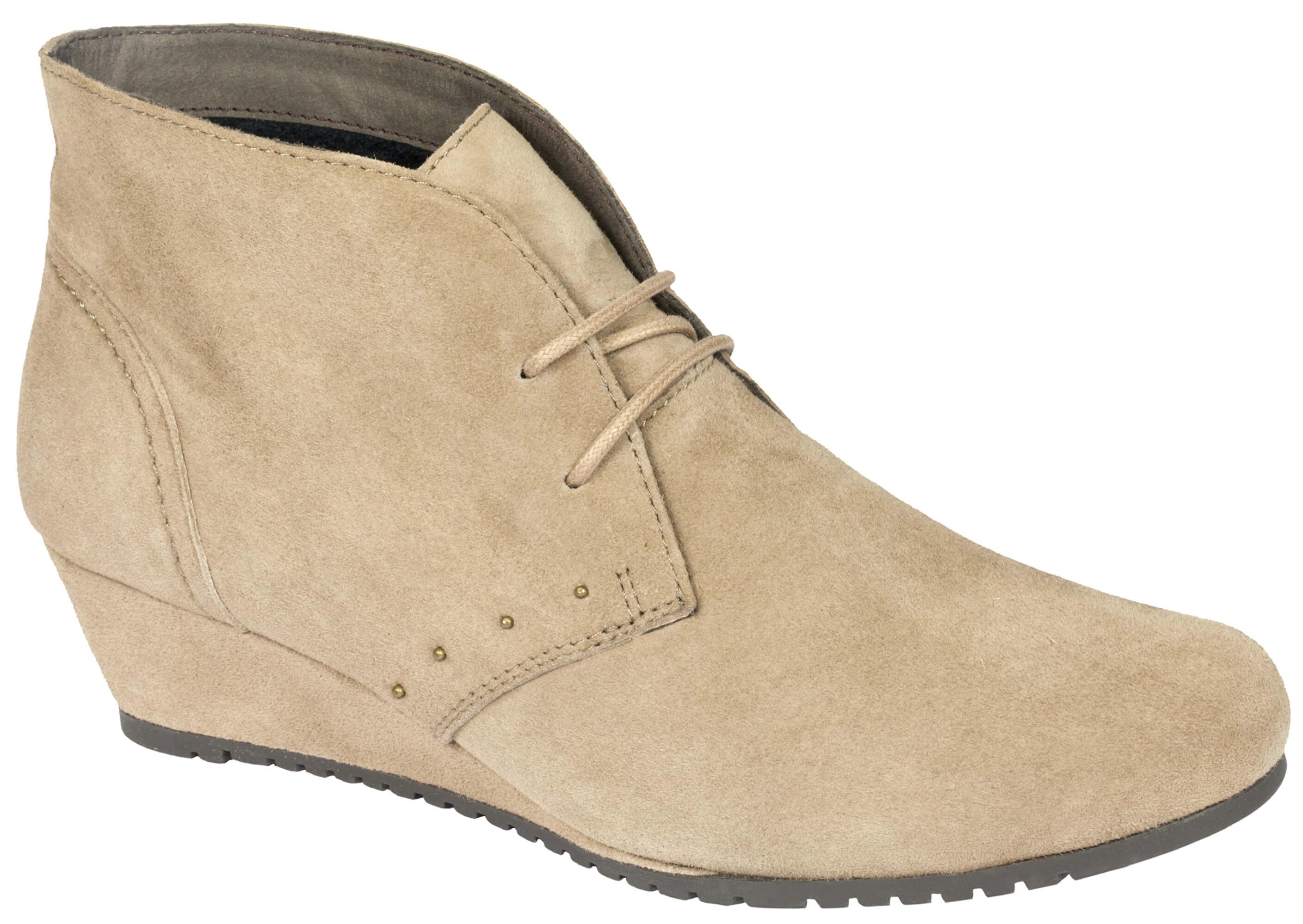 Scholl Dámske členkové topánky Lorelie Memory Cushion Beige F267931002 1e0ffa39536