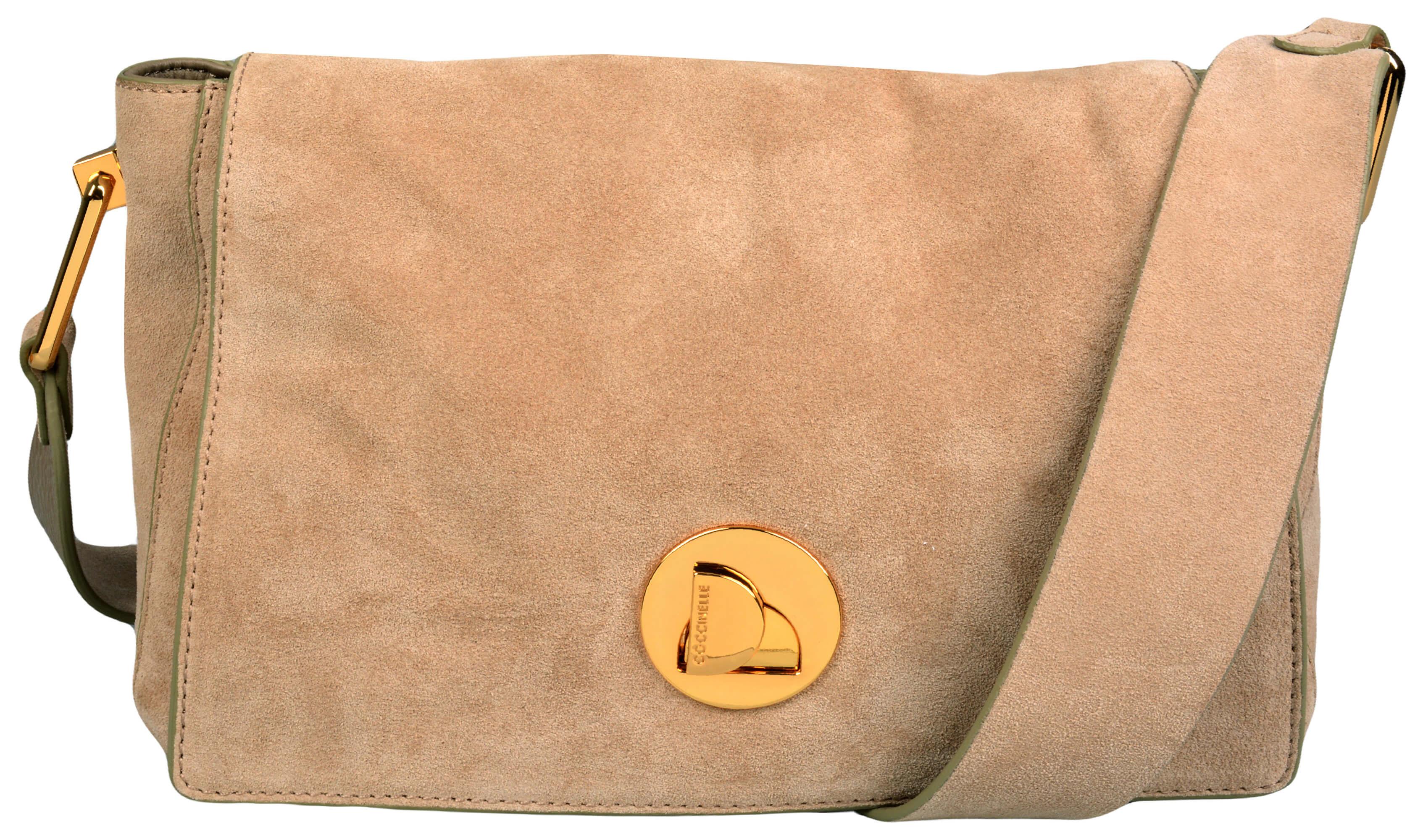 55747a4497 Coccinelle Luxusná kožená kabelka YA2 12 01 01 179 TU ZĽAVA Doprava ...