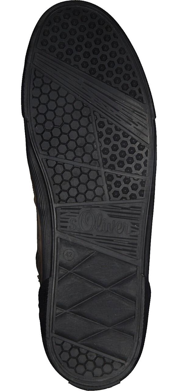 S.Oliver Pánské kotníkové boty Brown 5-5-16230-21-300 Doprava ZDARMA ... d5cbd91634