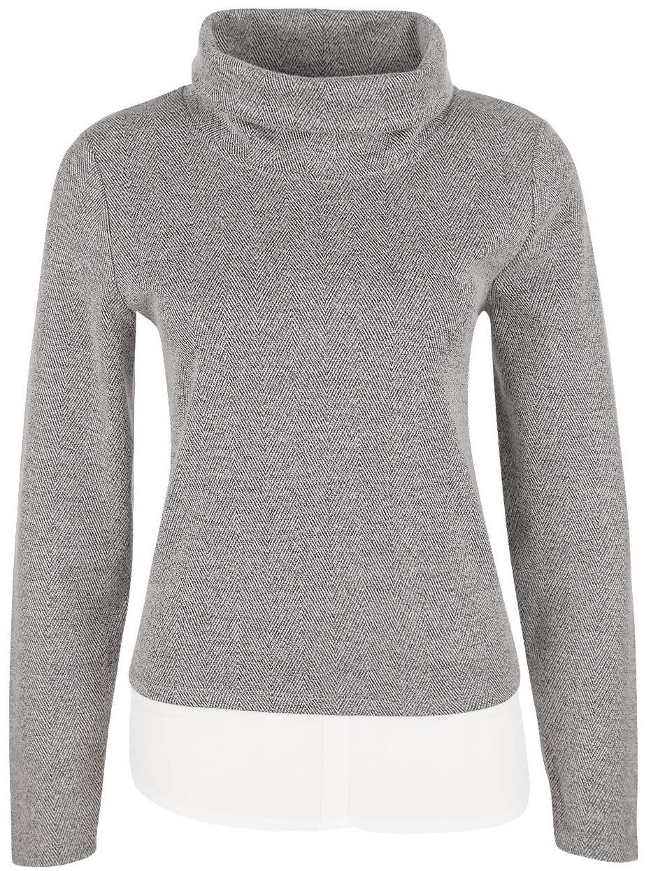 S.Oliver Női pulóver 14.710.41.5408.97X0 Gray  47bfc81871